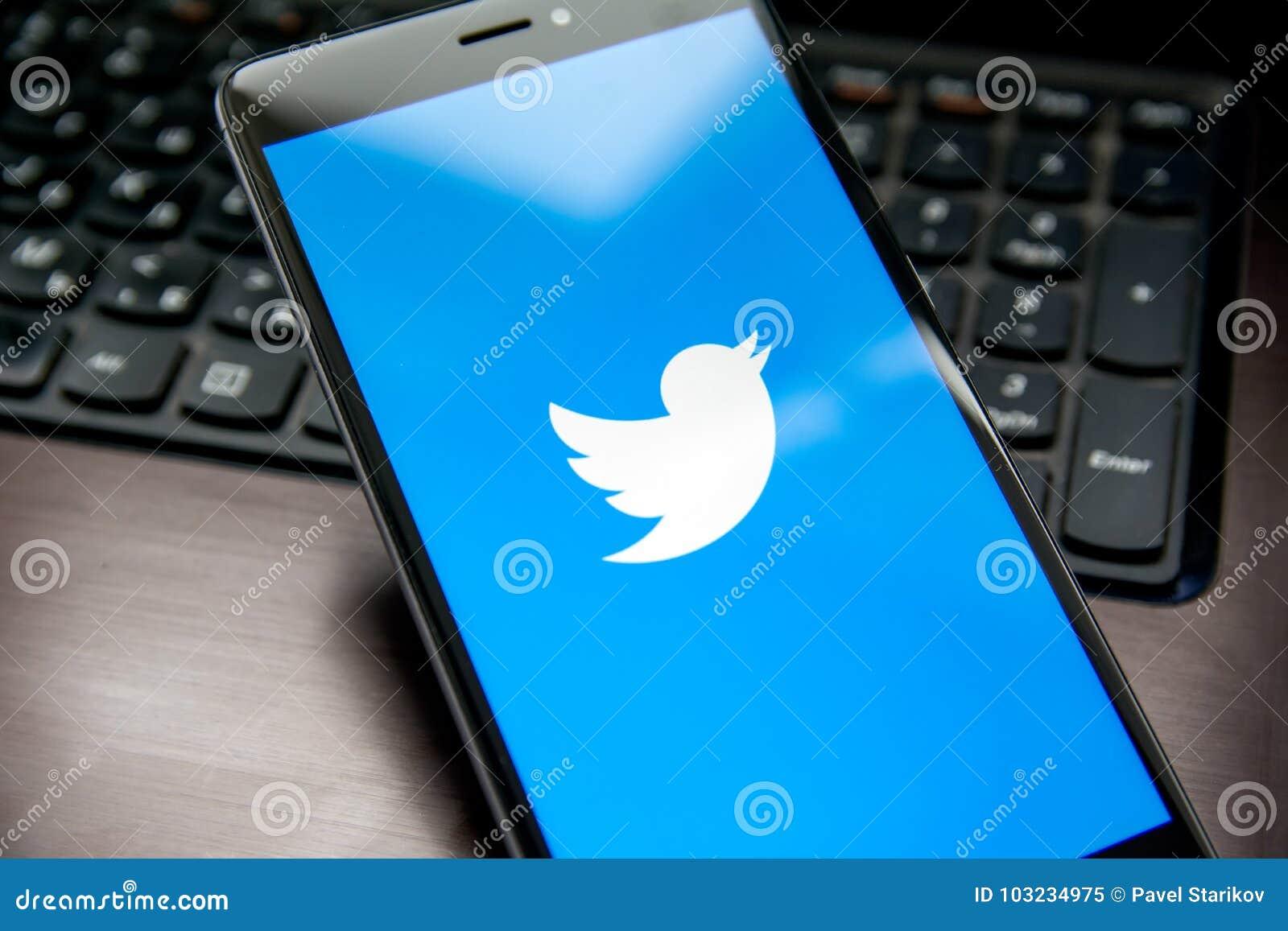 Применение Twitter