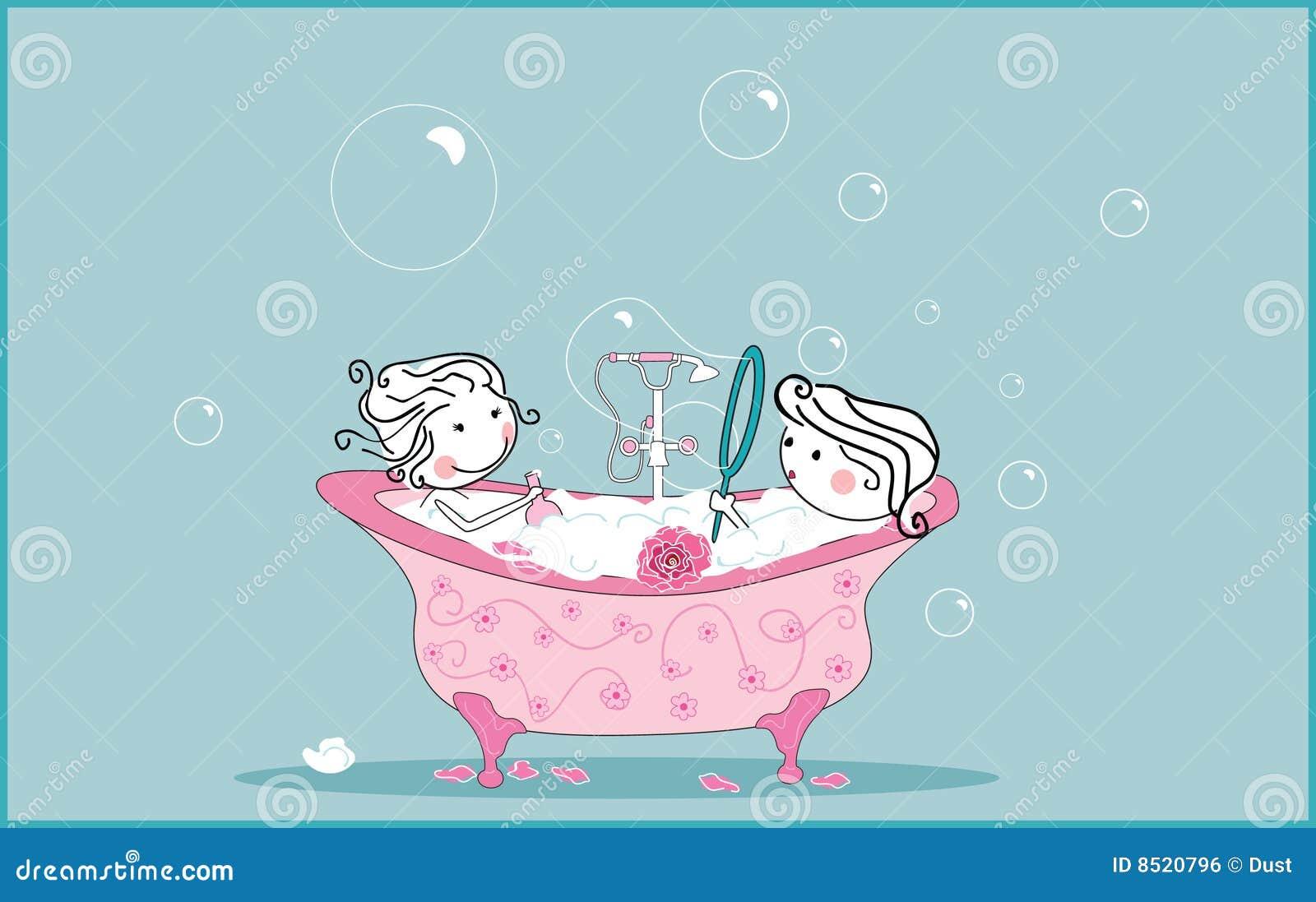 принимать ванны