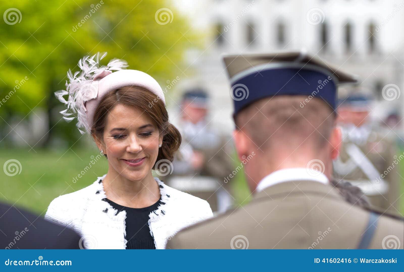 Принцесса кроны Mary Элизабет Дании