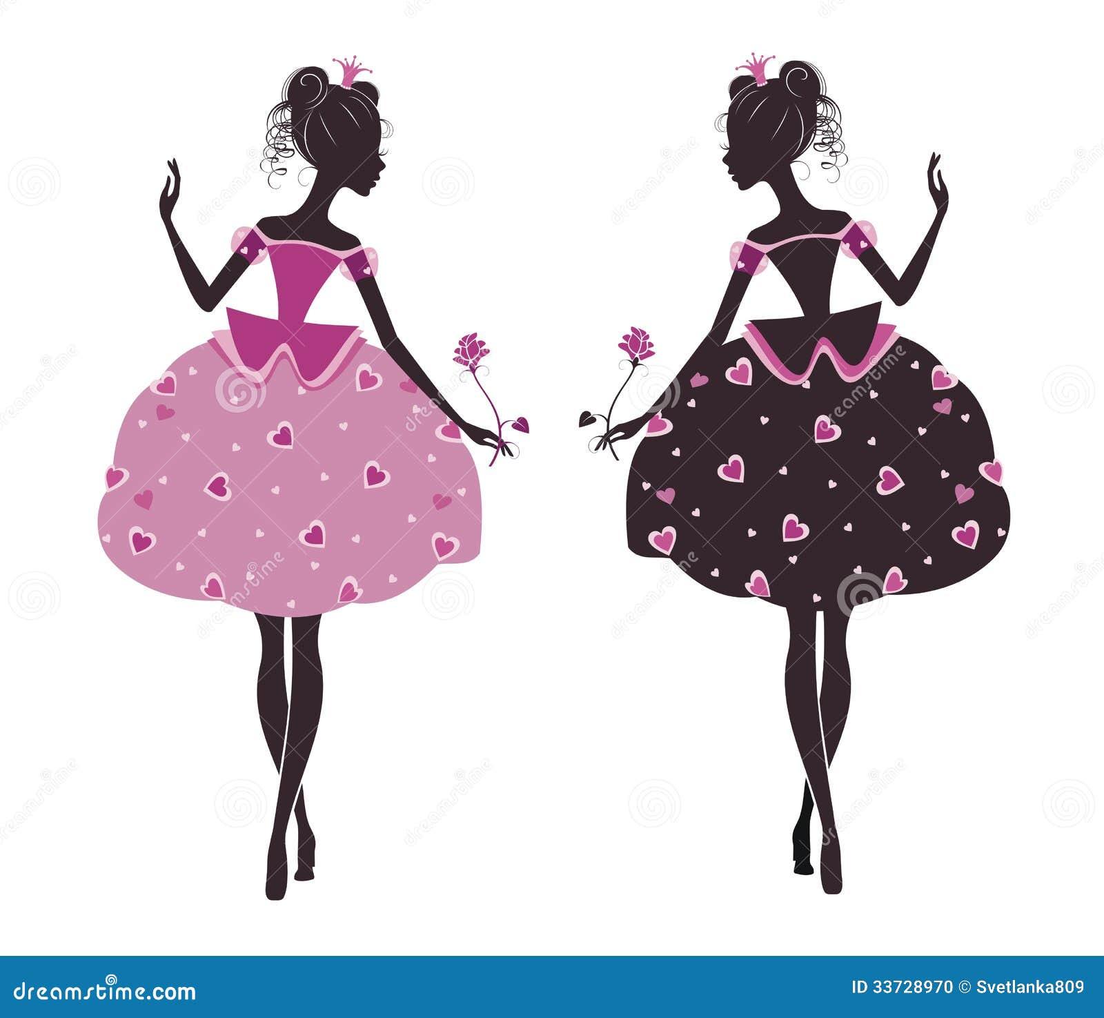 2 принцессы