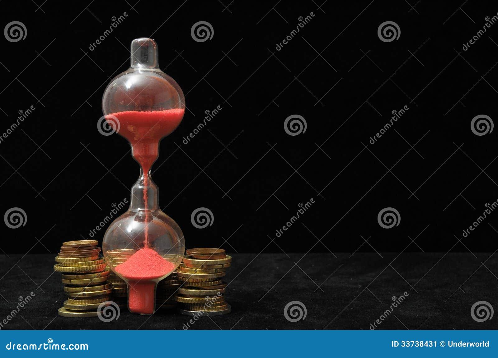 Принципиальная схема времени дела