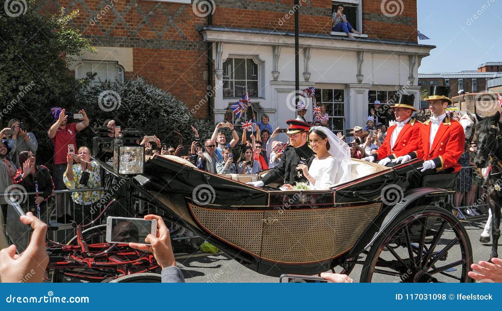 Принц Гарри, герцог Сассекс и Meghan, Duchess разрешения Сассекс