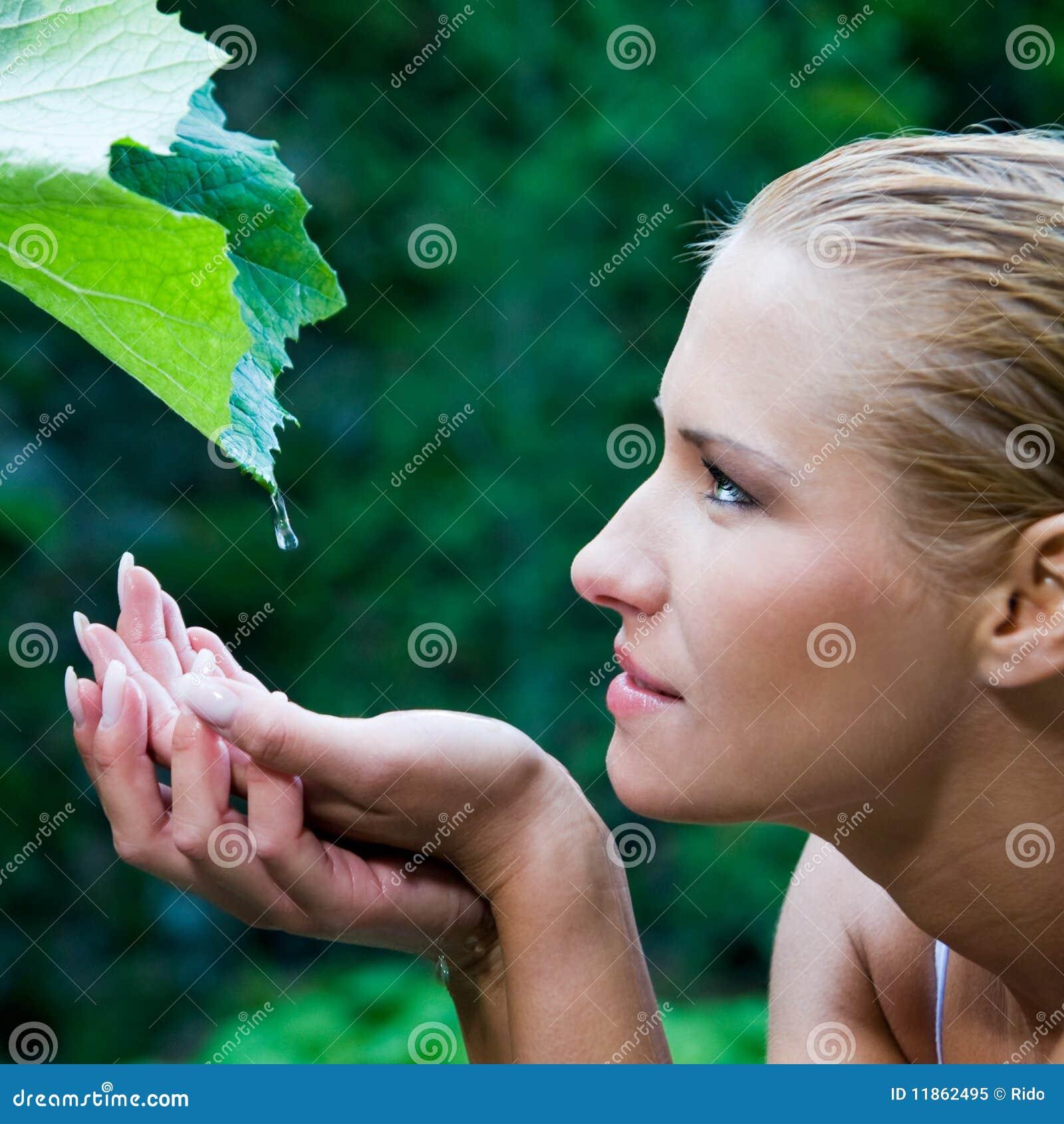 природа красотки