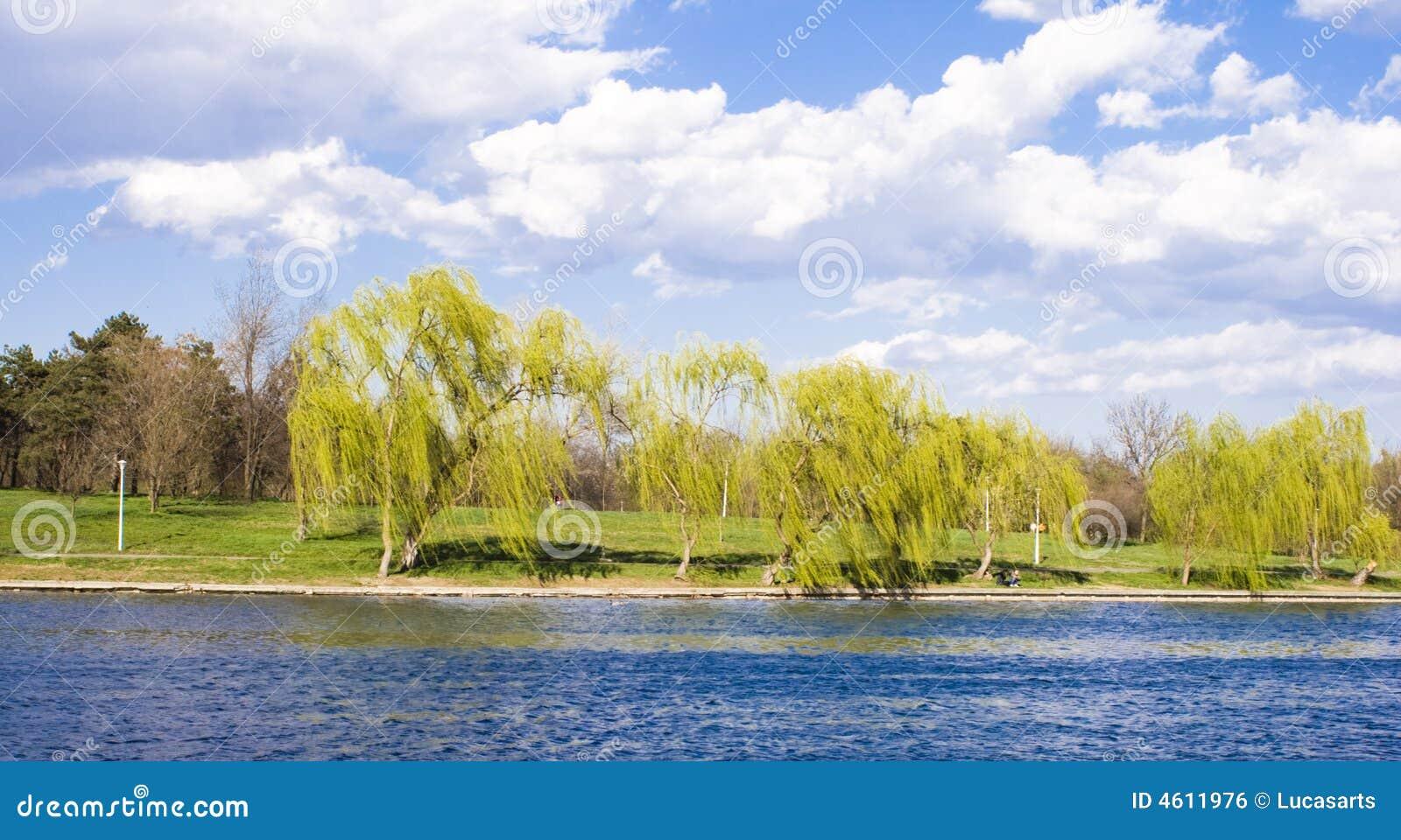 природа озера