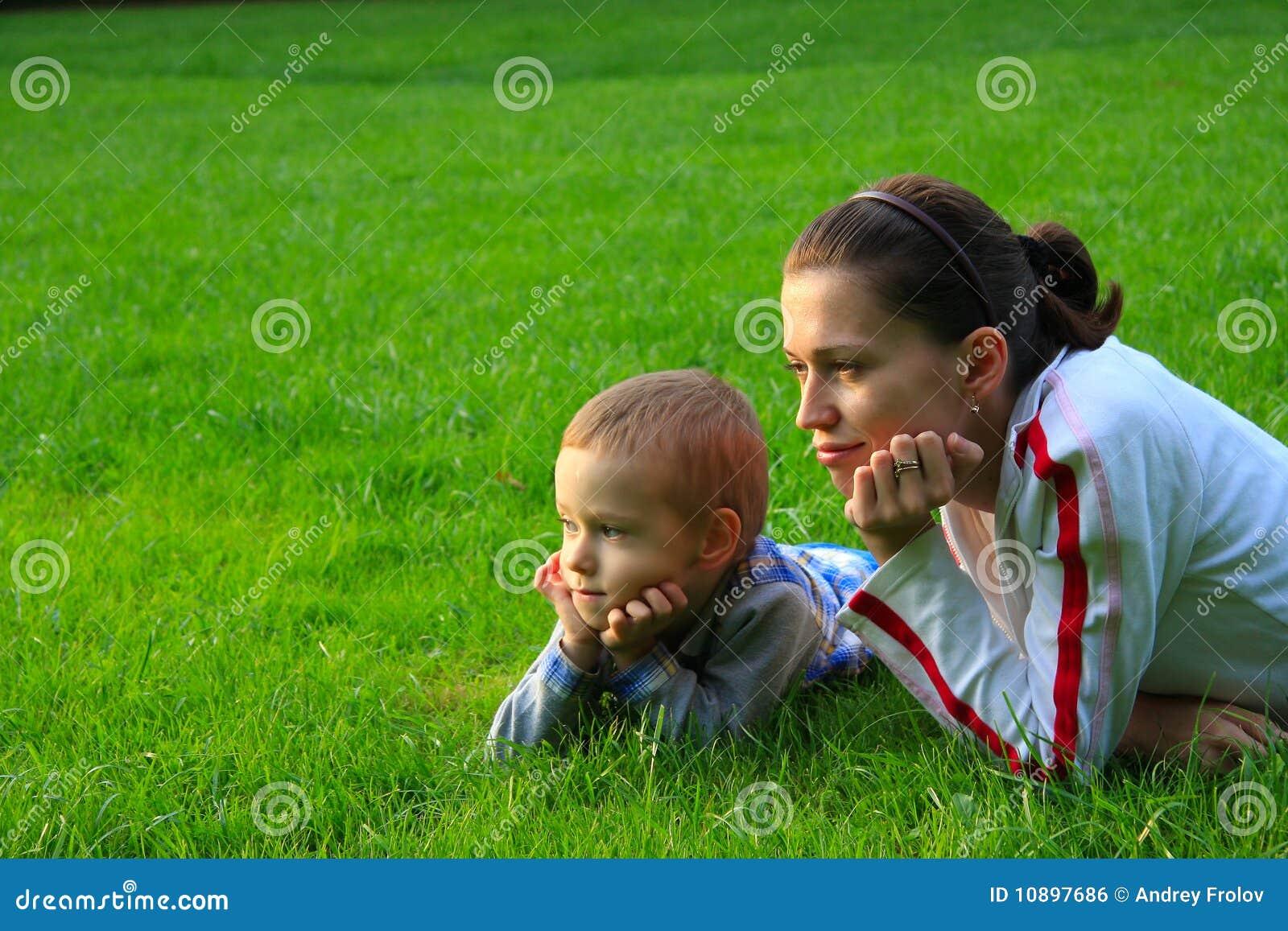 природа семьи счастливая