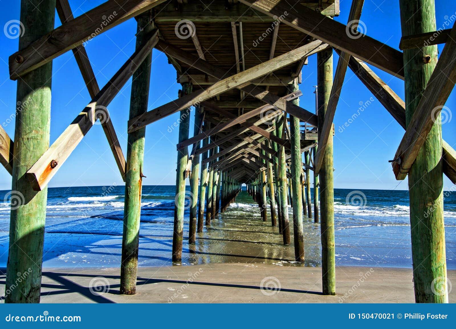 Пристань океана Myrtle Beach
