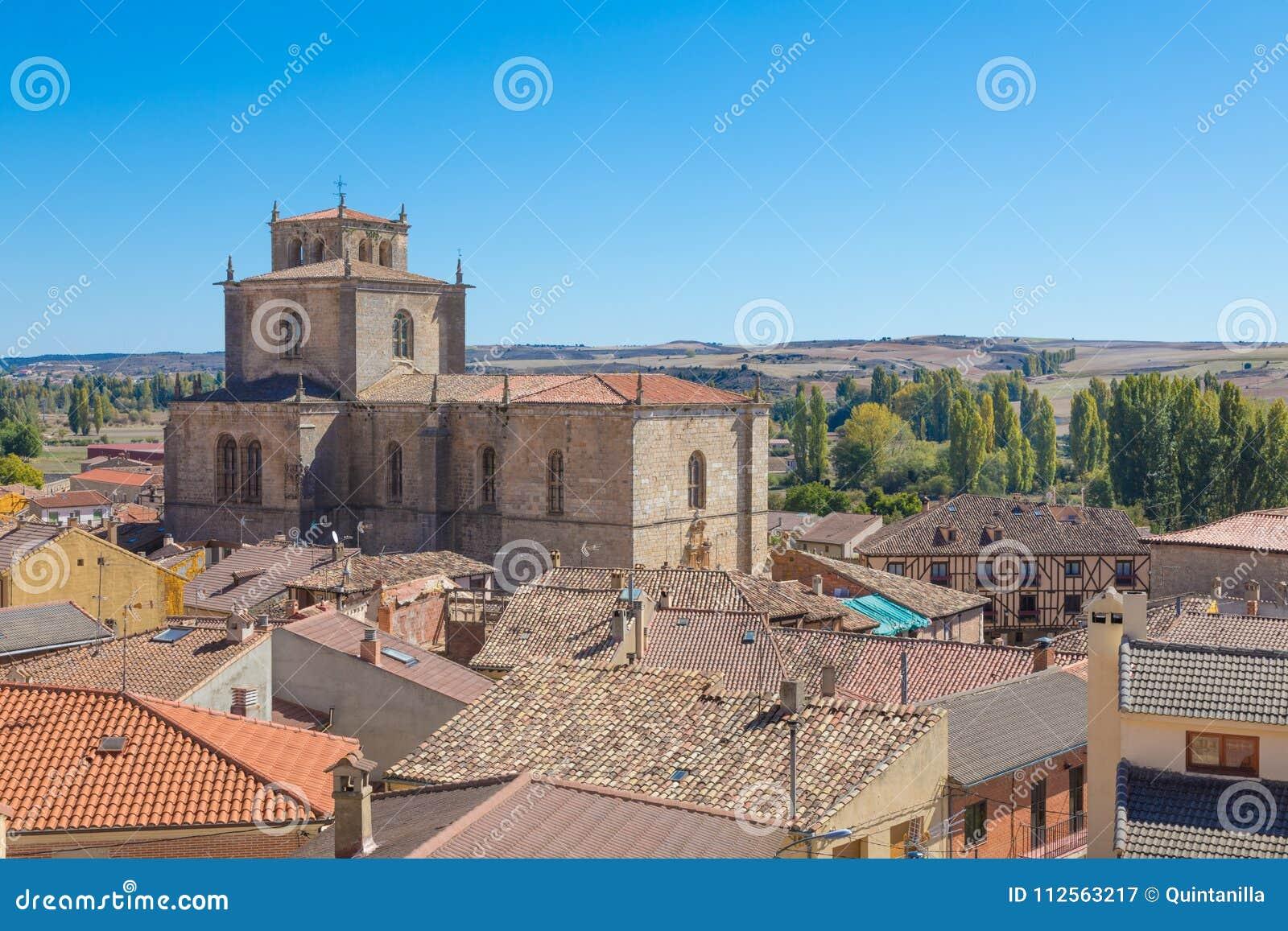 Приход Санта-Ана в Penaranda de Duero