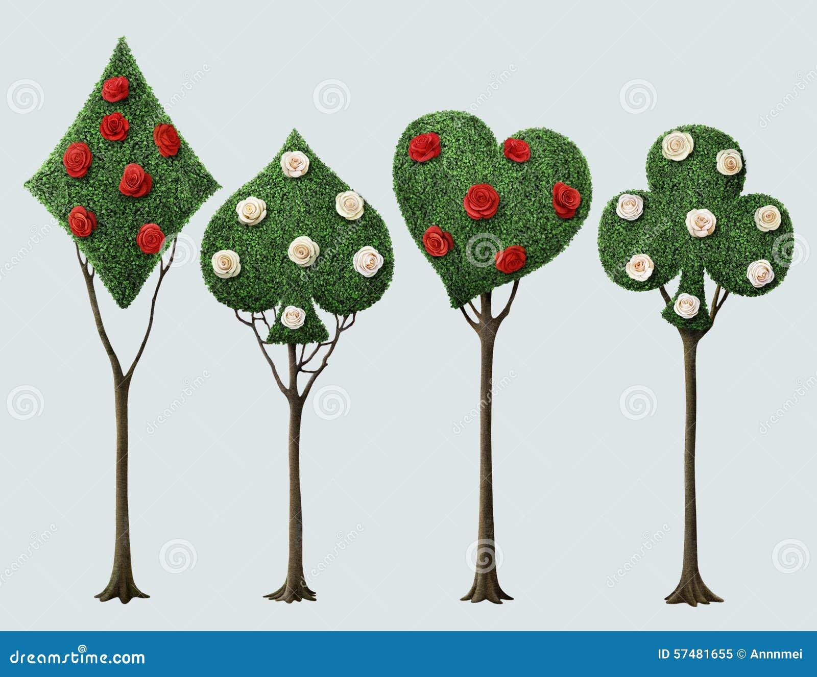 Причудливое дерево 4
