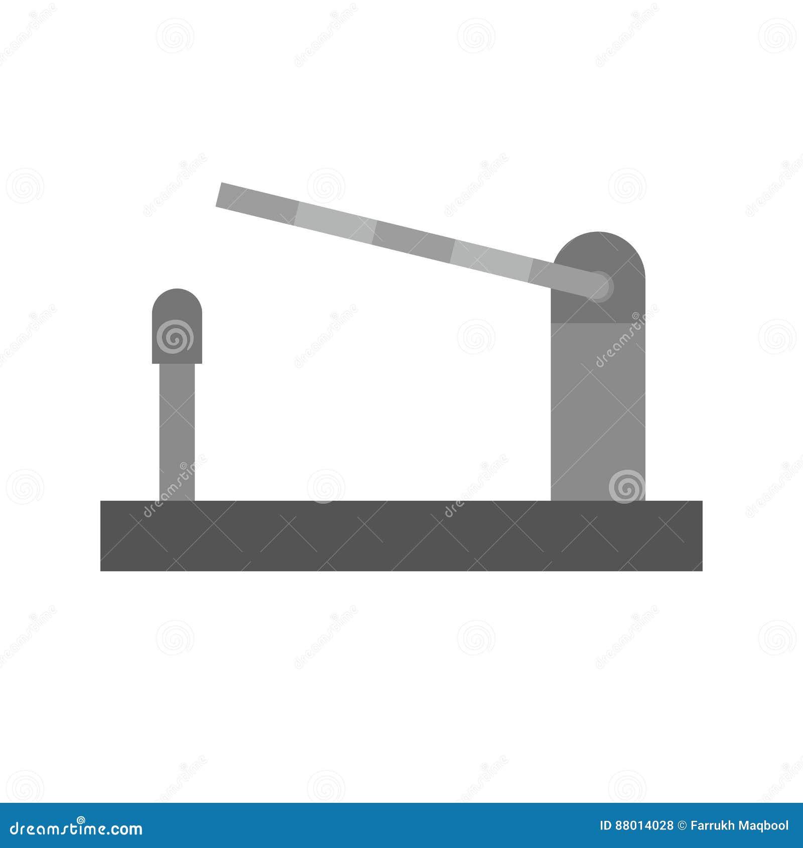 Проверите барьер столба