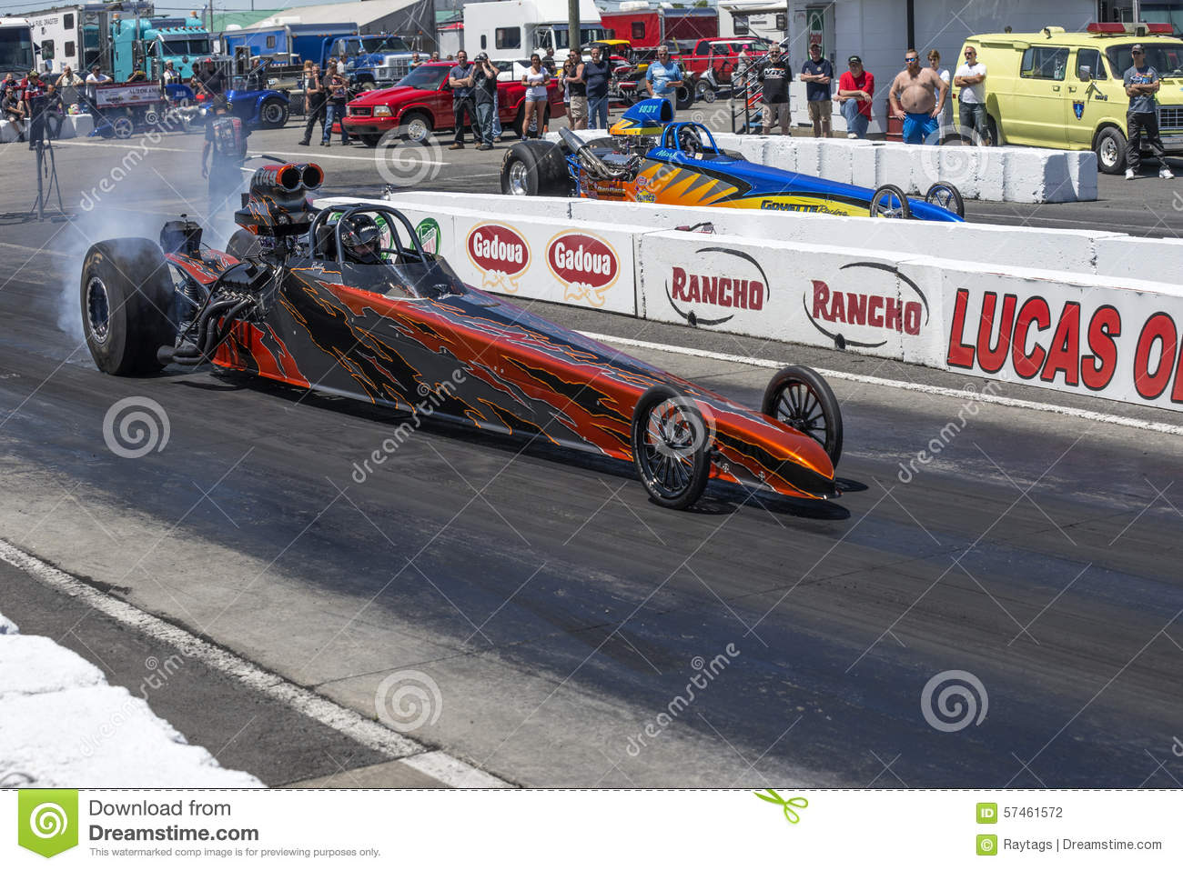 Прогар Dragster
