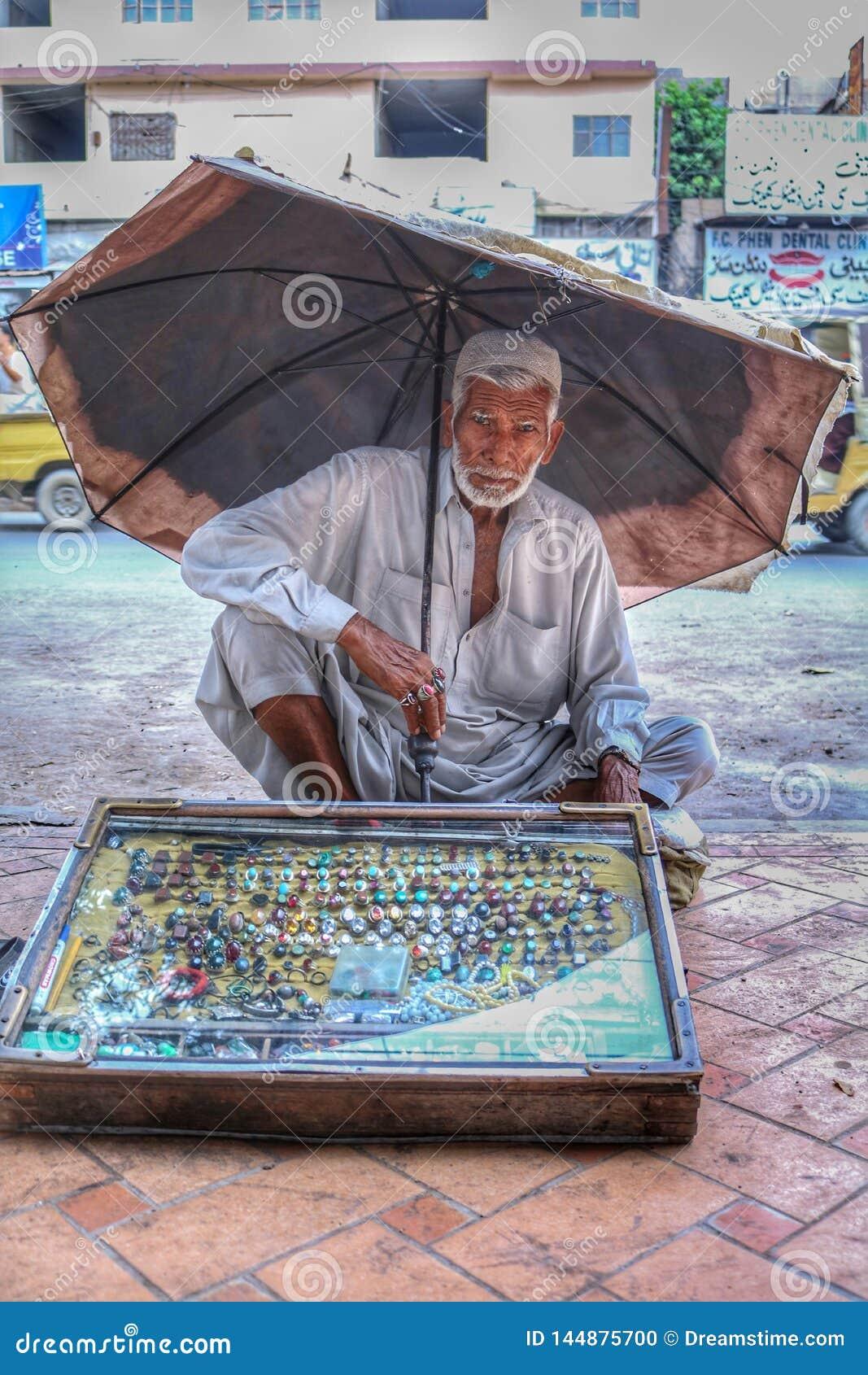 Продавец камней судьбы