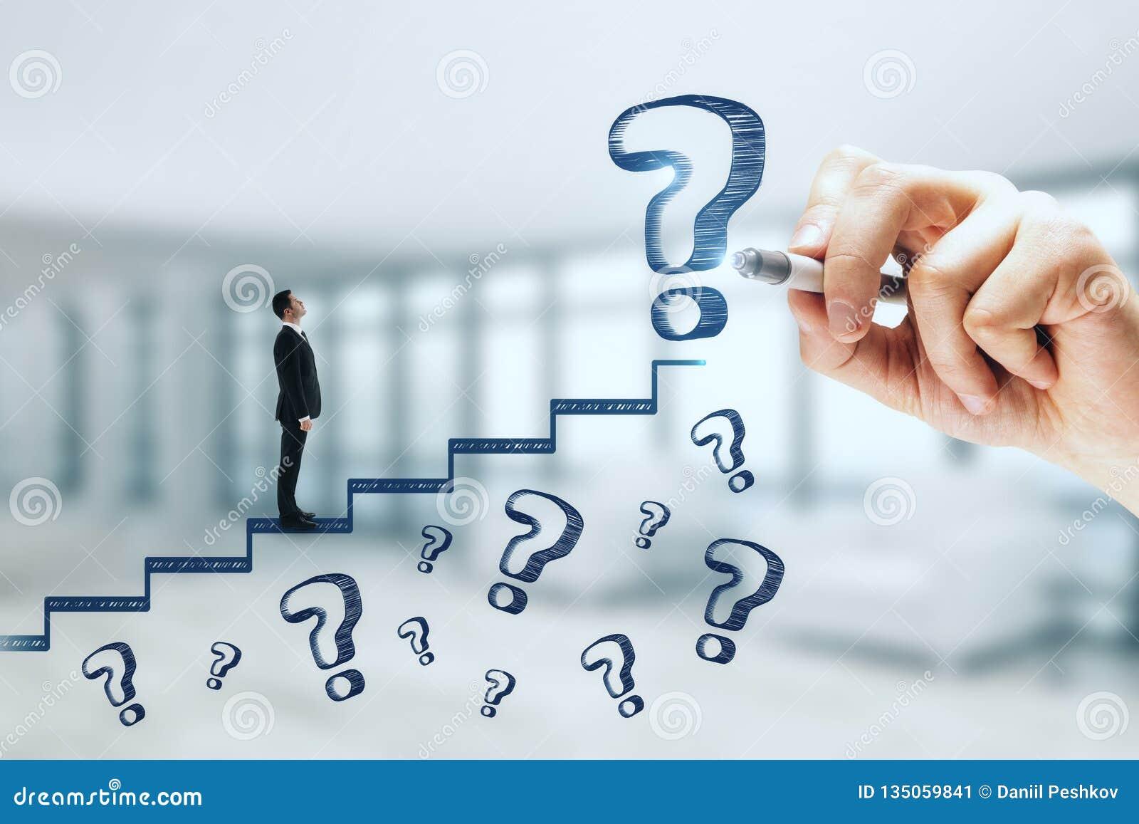 Продвижение карьеры и концепция сомнения
