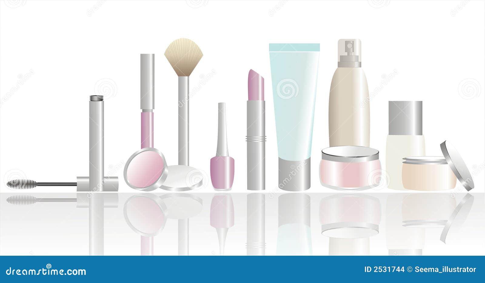 продукты косметики красотки