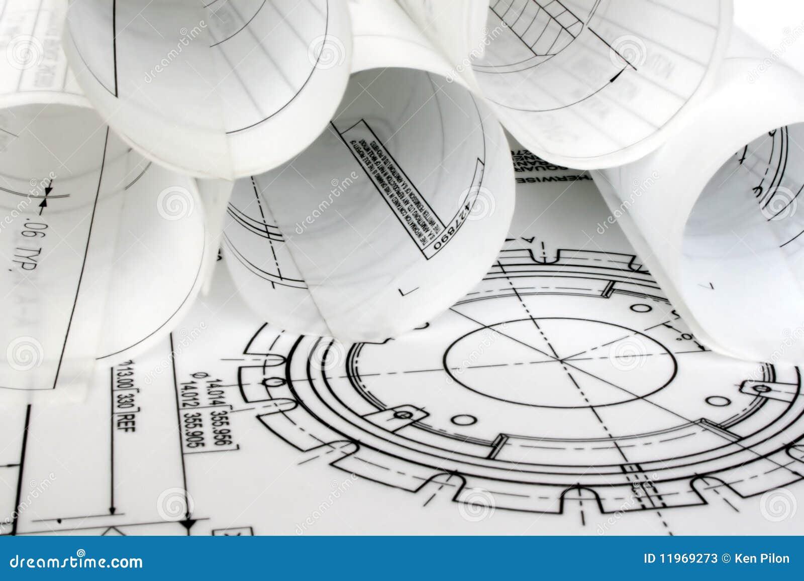 проектировать чертежей