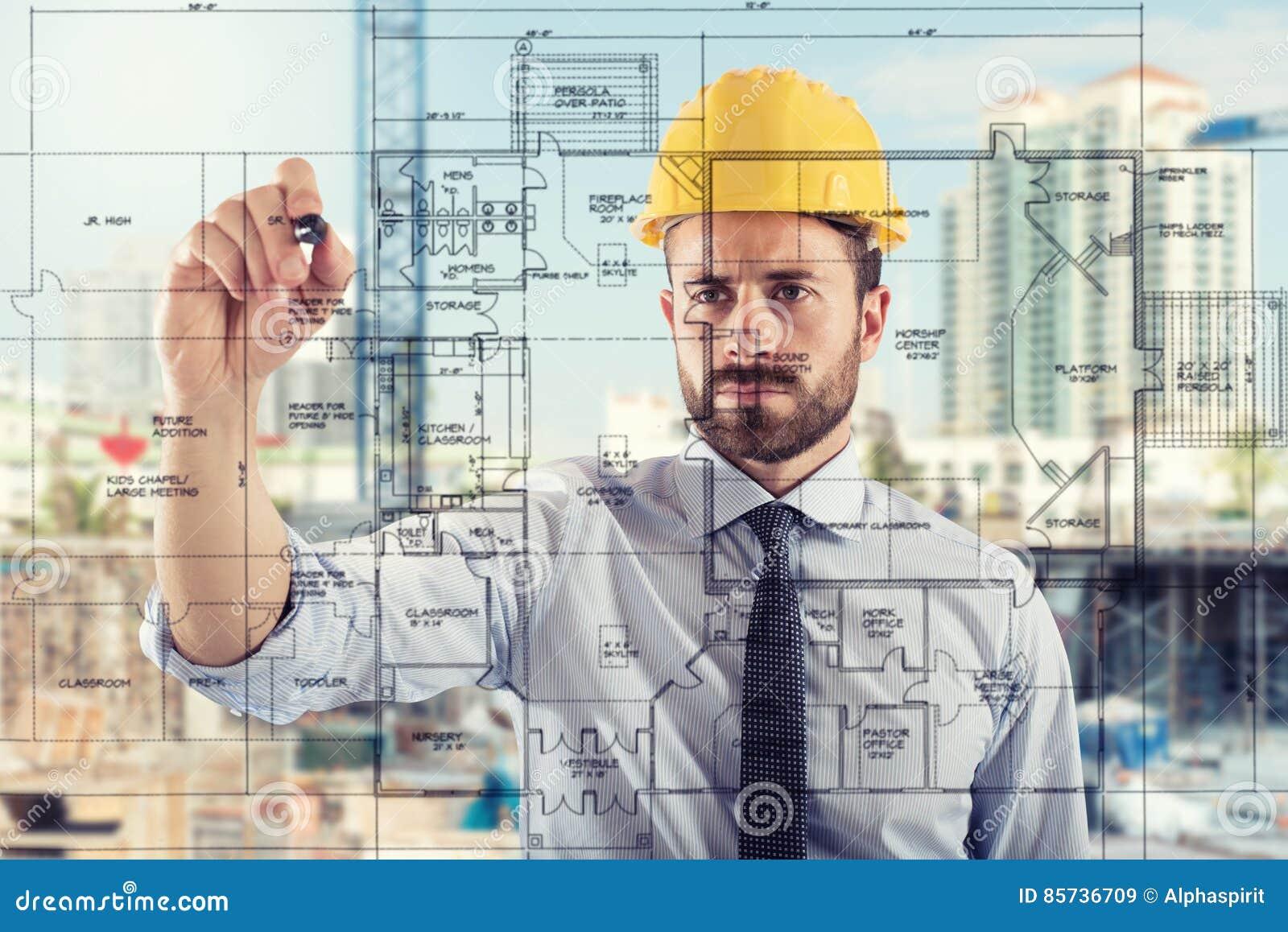 Проект интерьеров строения