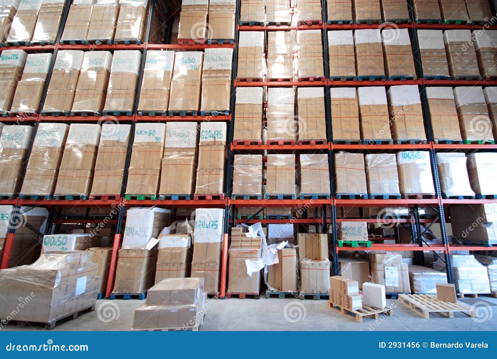 промышленное хранение