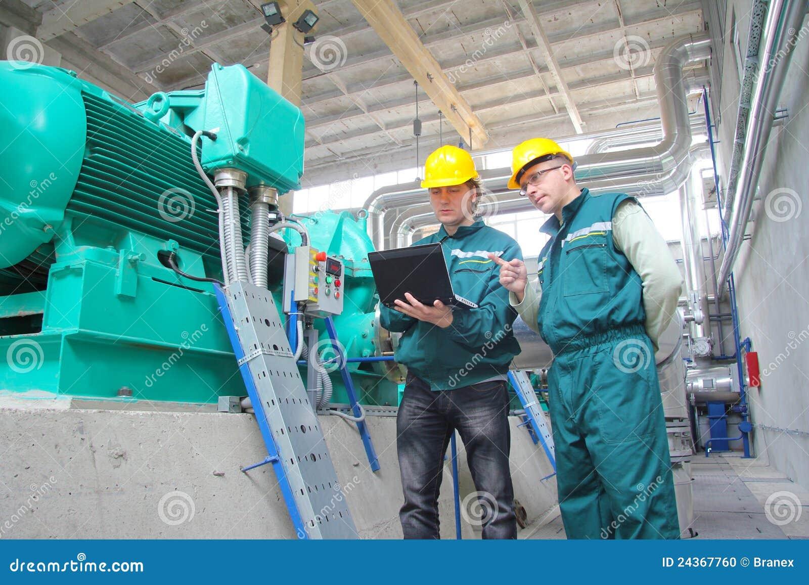 промышленные работники тетради