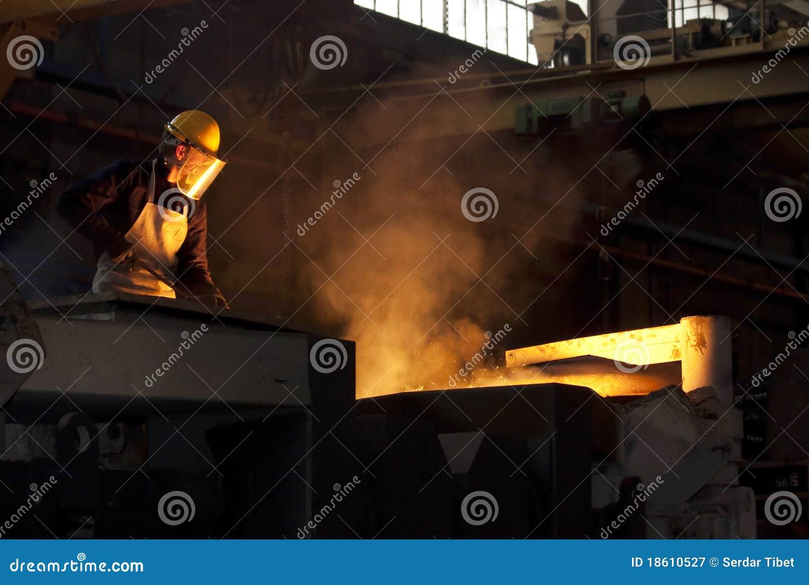 промышленный работник
