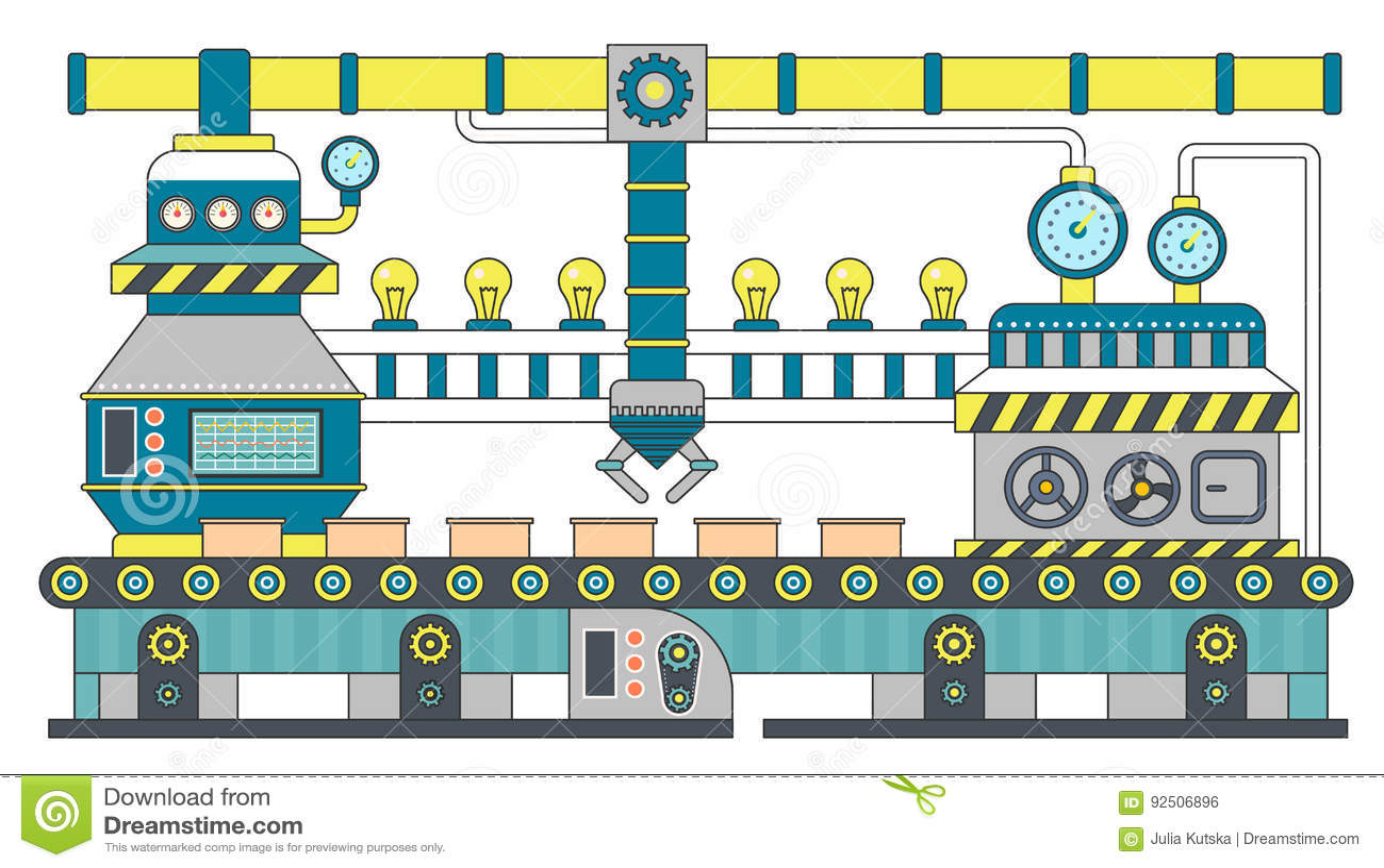 Транспортер поточной линии не запускается т5 транспортер