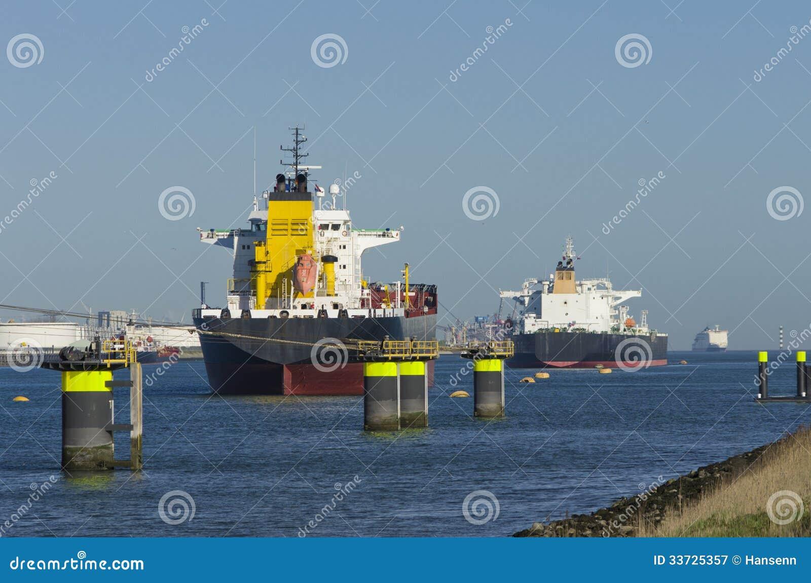 Промышленные корабли