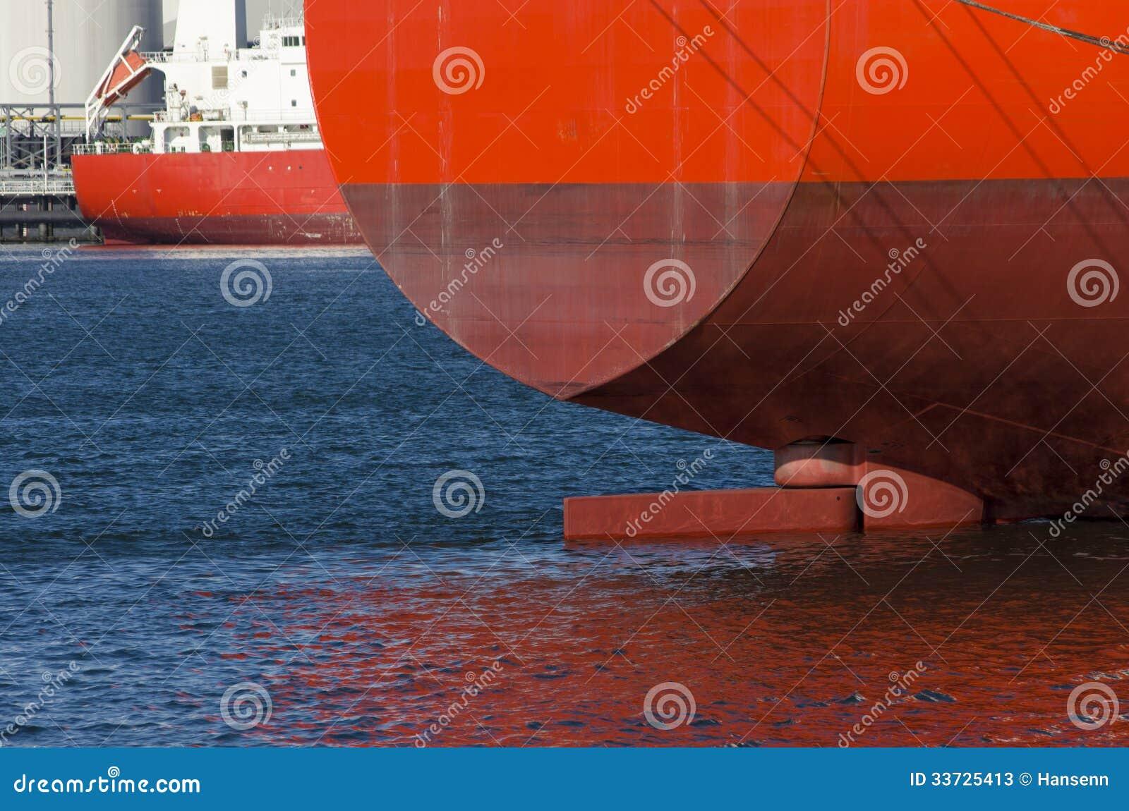 Промышленный корабль