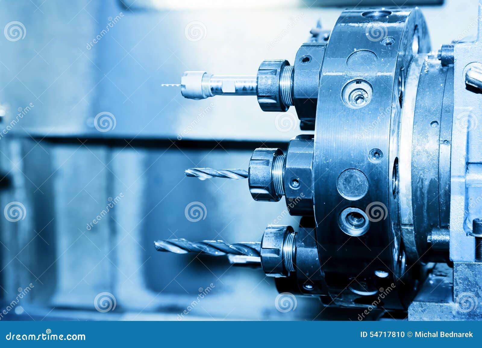 Промышленный сверлить CNC и конец-вверх сверлильной машины