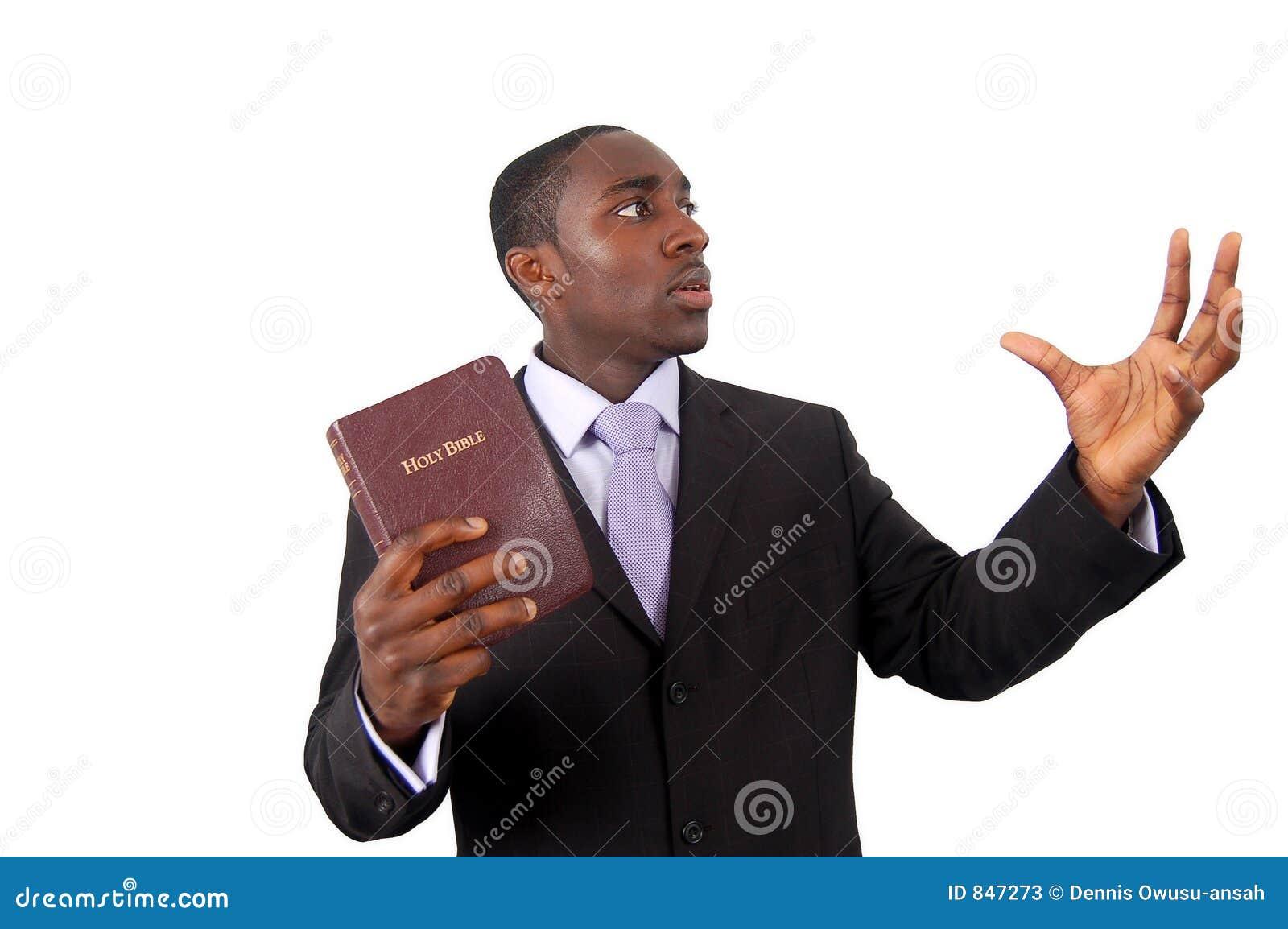 проповедник человека