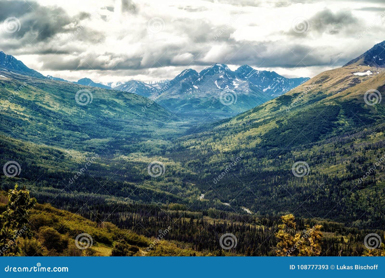 Пропуск Аляски Hatcher