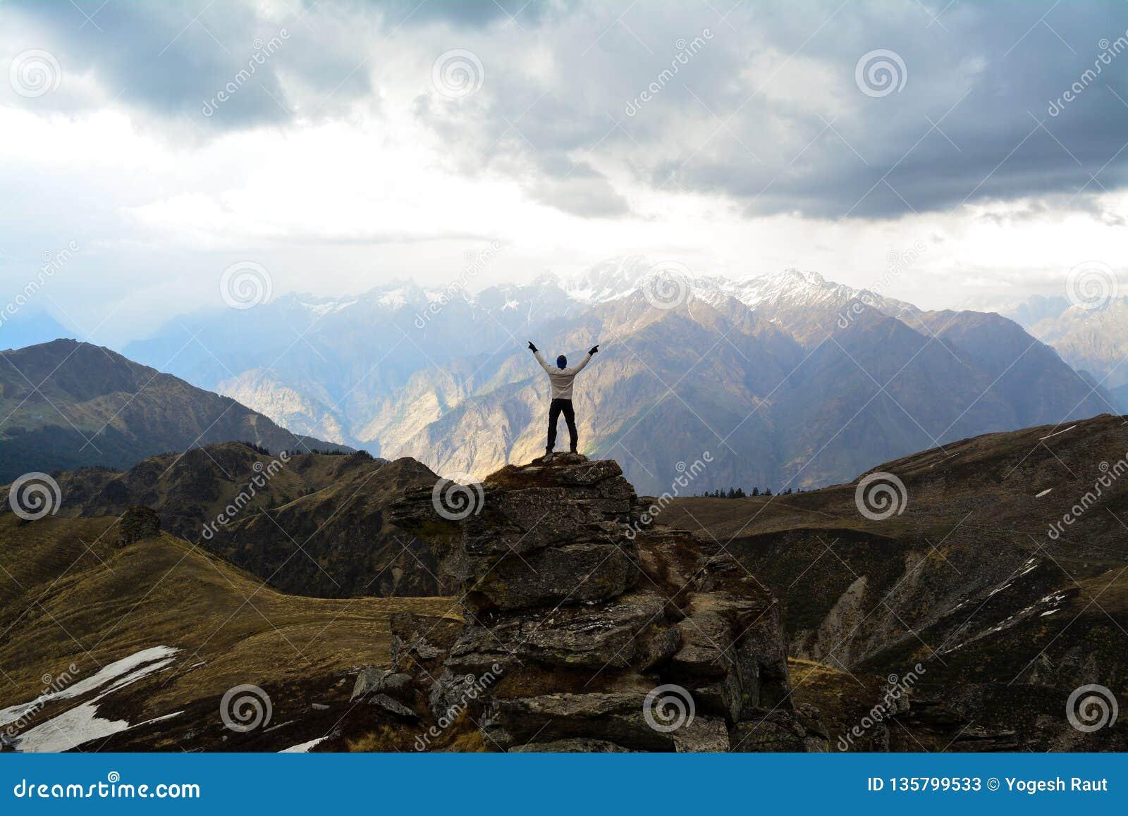 Пропуск Kuari в Uttarakhand, Индию