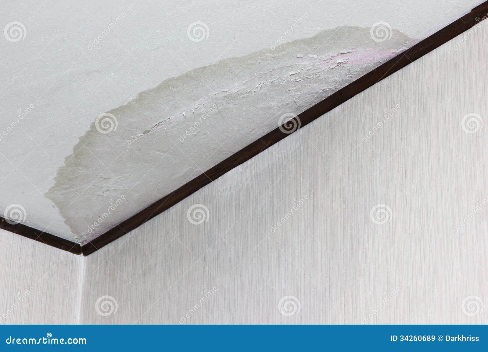 Протекая потолок