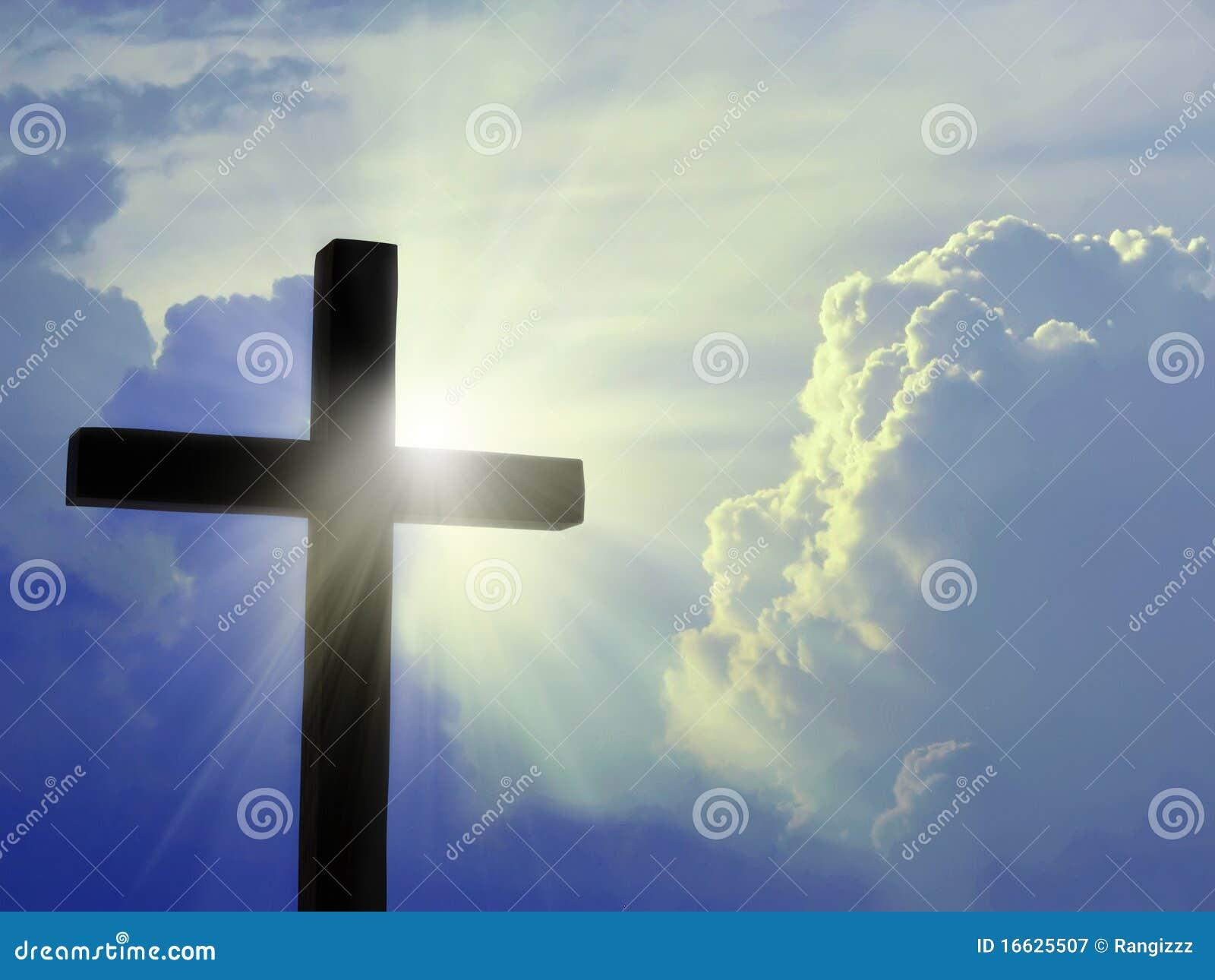 против перекрестного неба