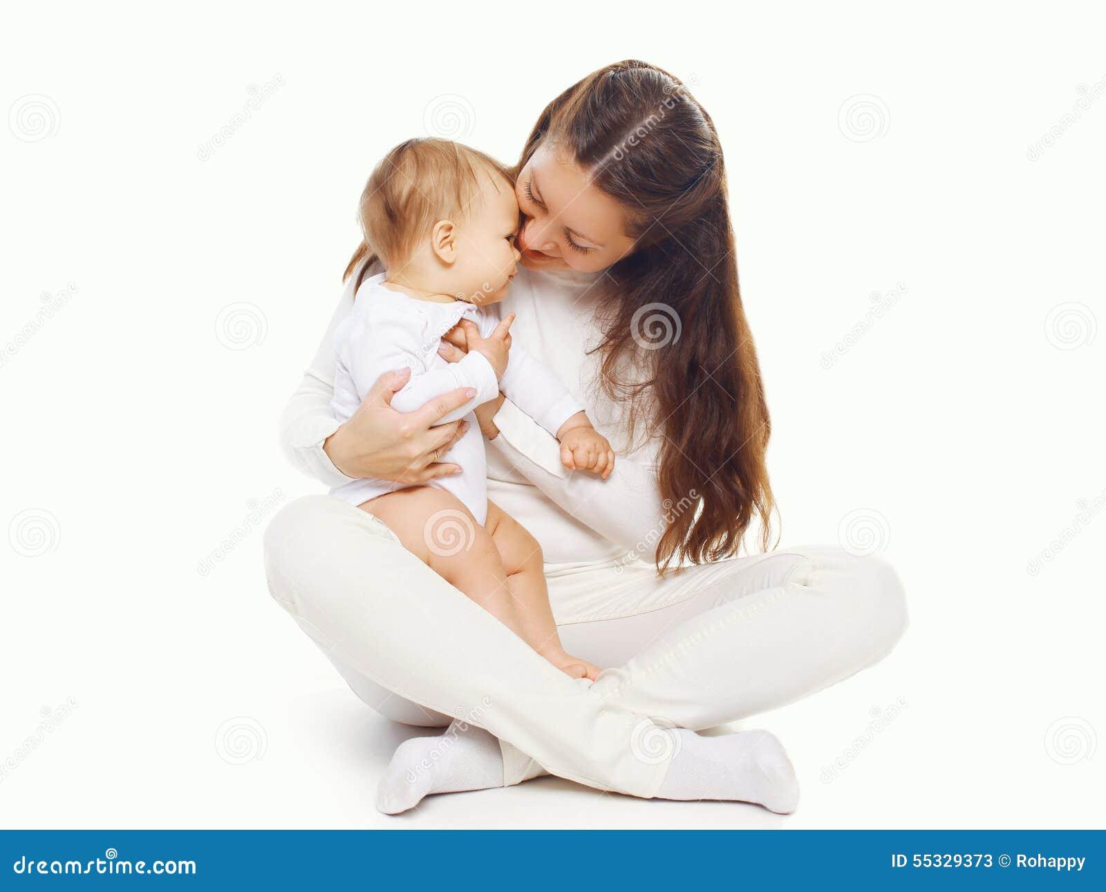 против предпосылки младенца ее удерживание изолировало детенышей мати белых