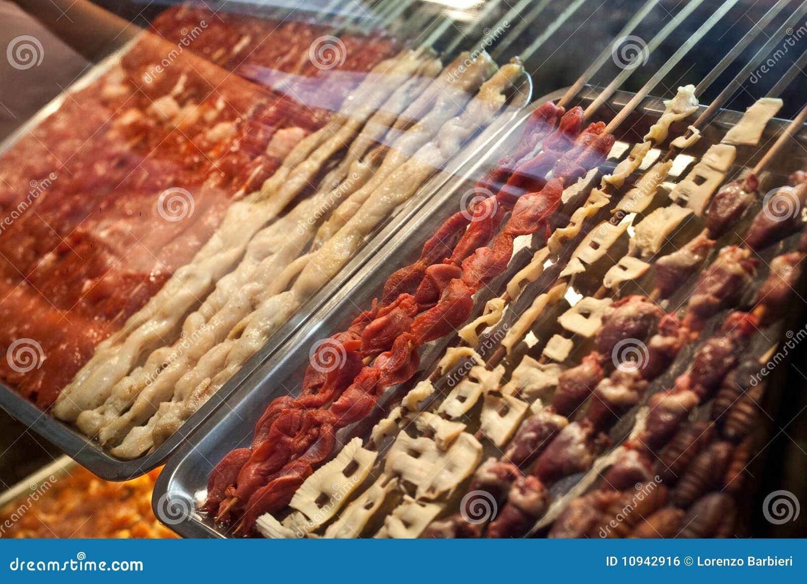 протыкальники мяса