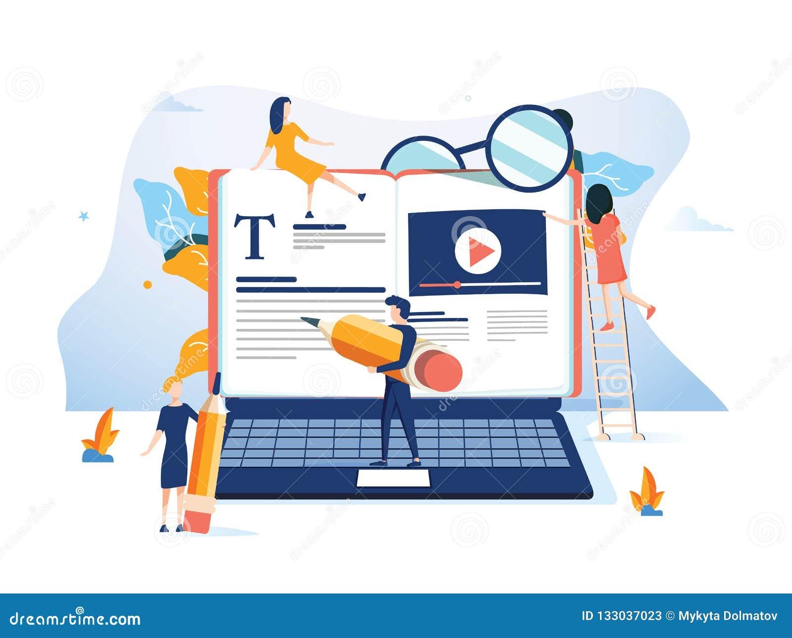 Профессиональная подготовка концепции, образование, видео- консультация для интернет-страницы, знамени, представления, социальных