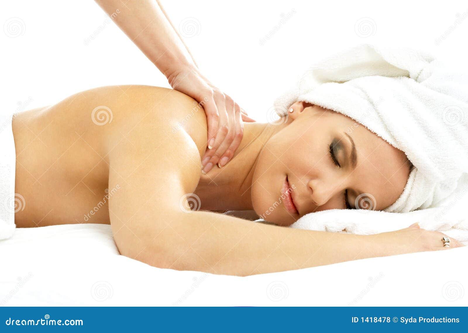 профессионал массажа