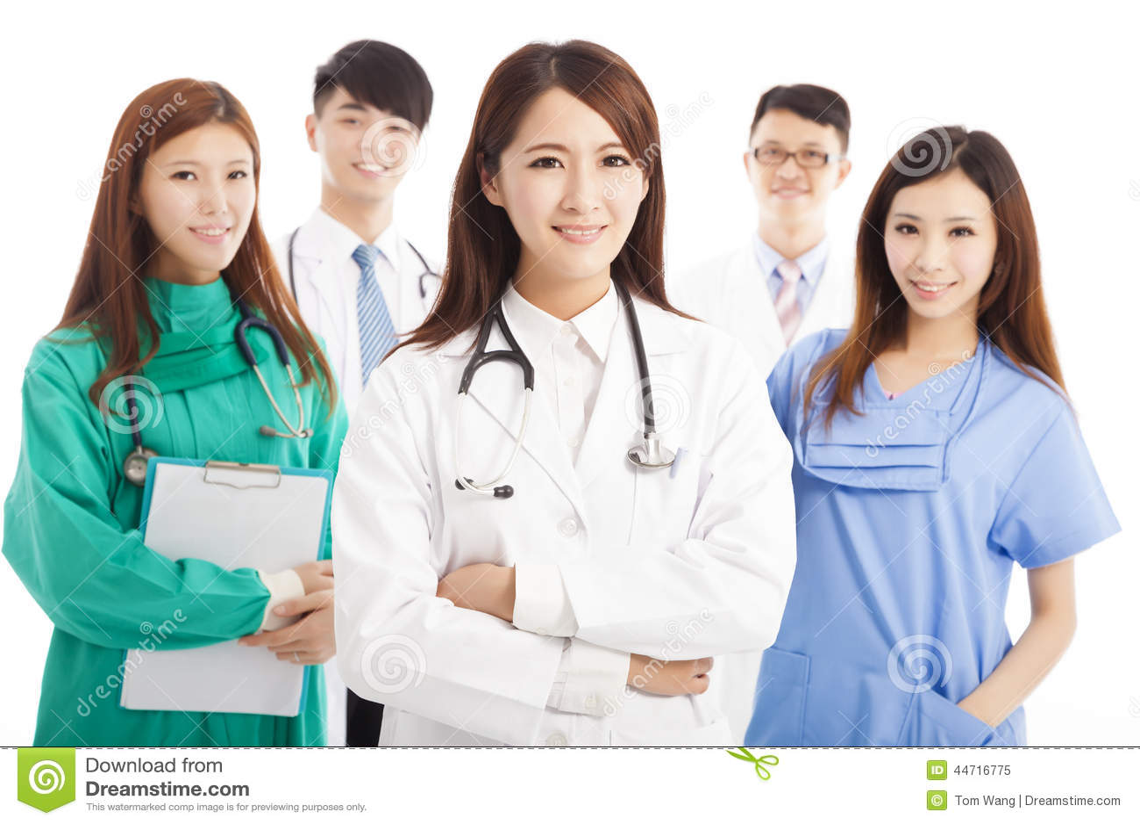 Профессиональное положение команды врача