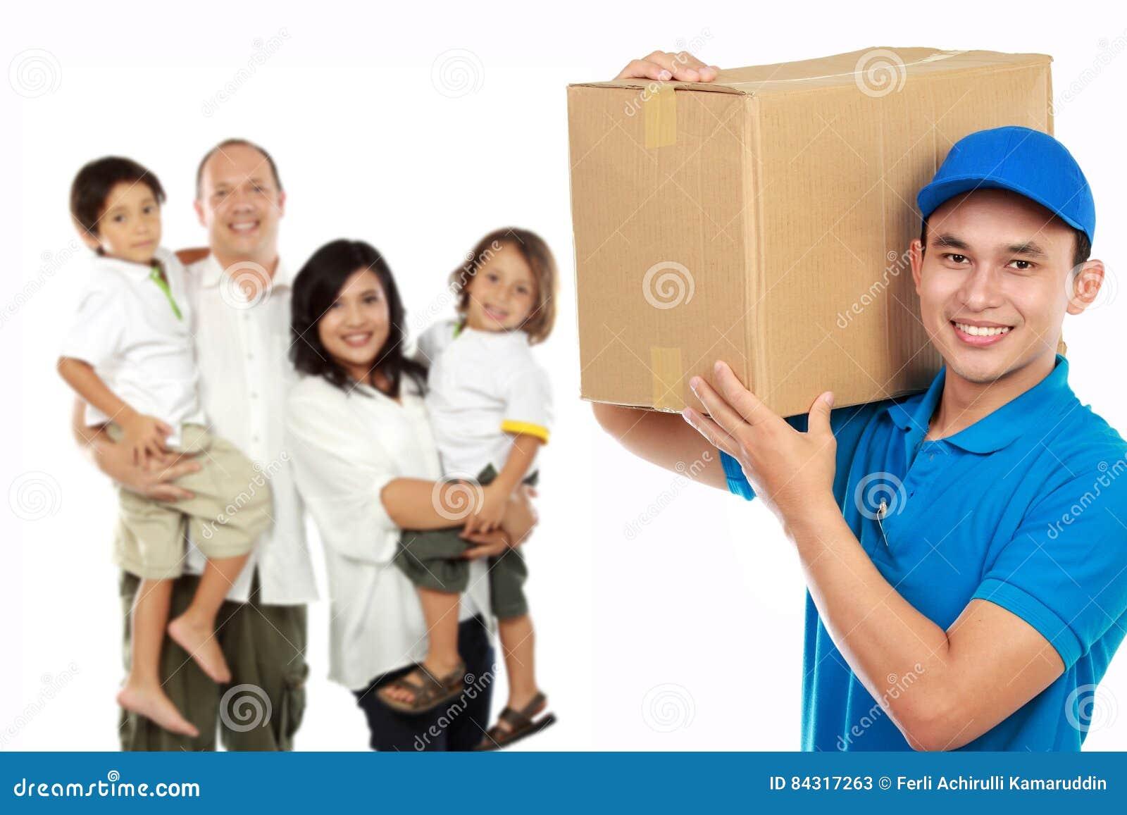 Профессиональные обслуживания поставки для вашей семьи