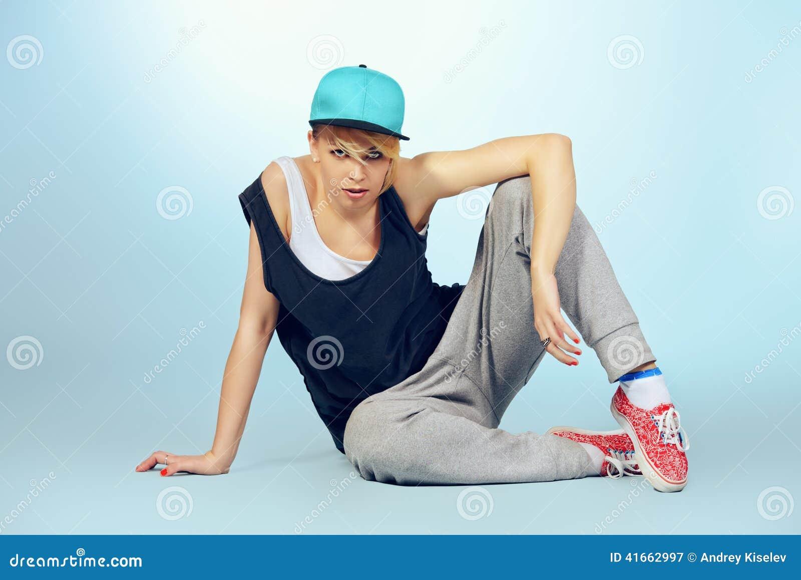 Профессиональный танцор