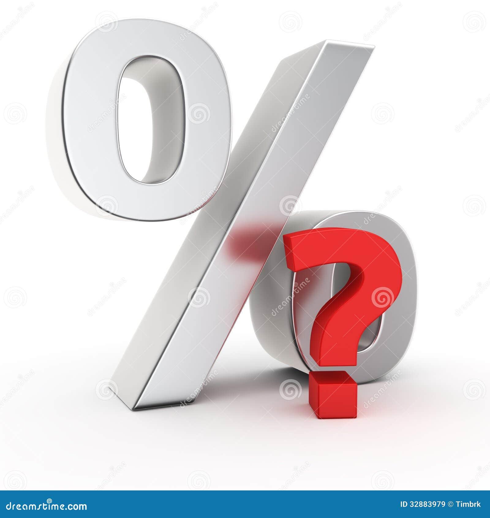 Проценты в вопросе