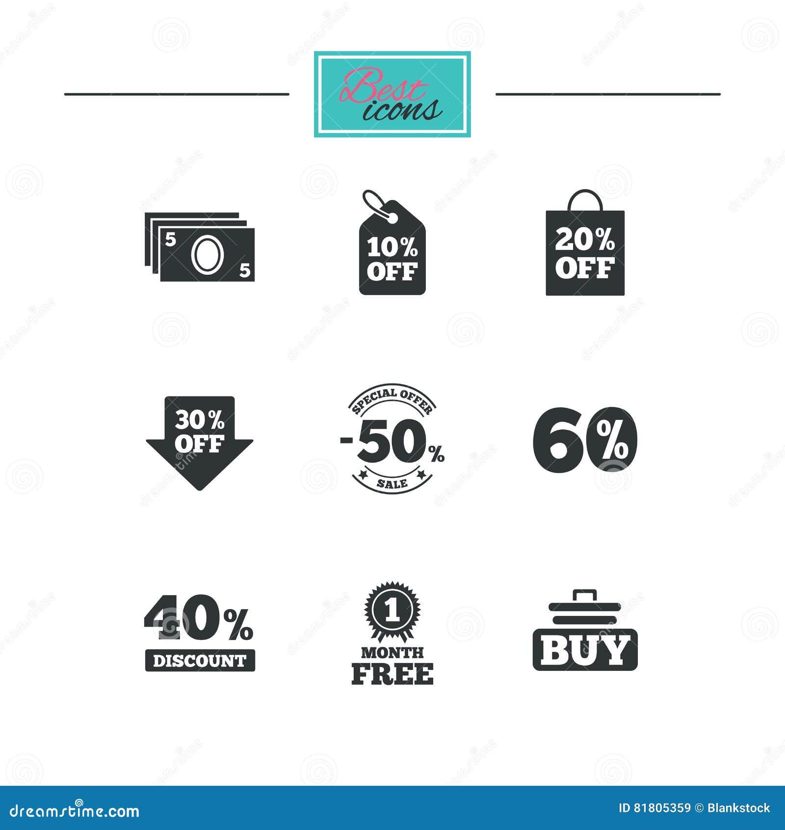 Продажа уценивает значок Ходящ по магазинам, знаки дела