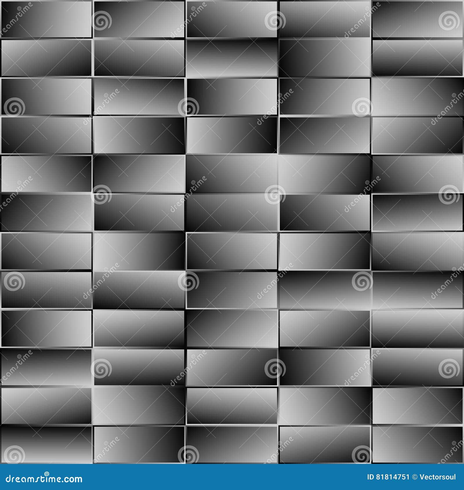 Прямоугольники с случайным градиентом заполняют плавно repeatable