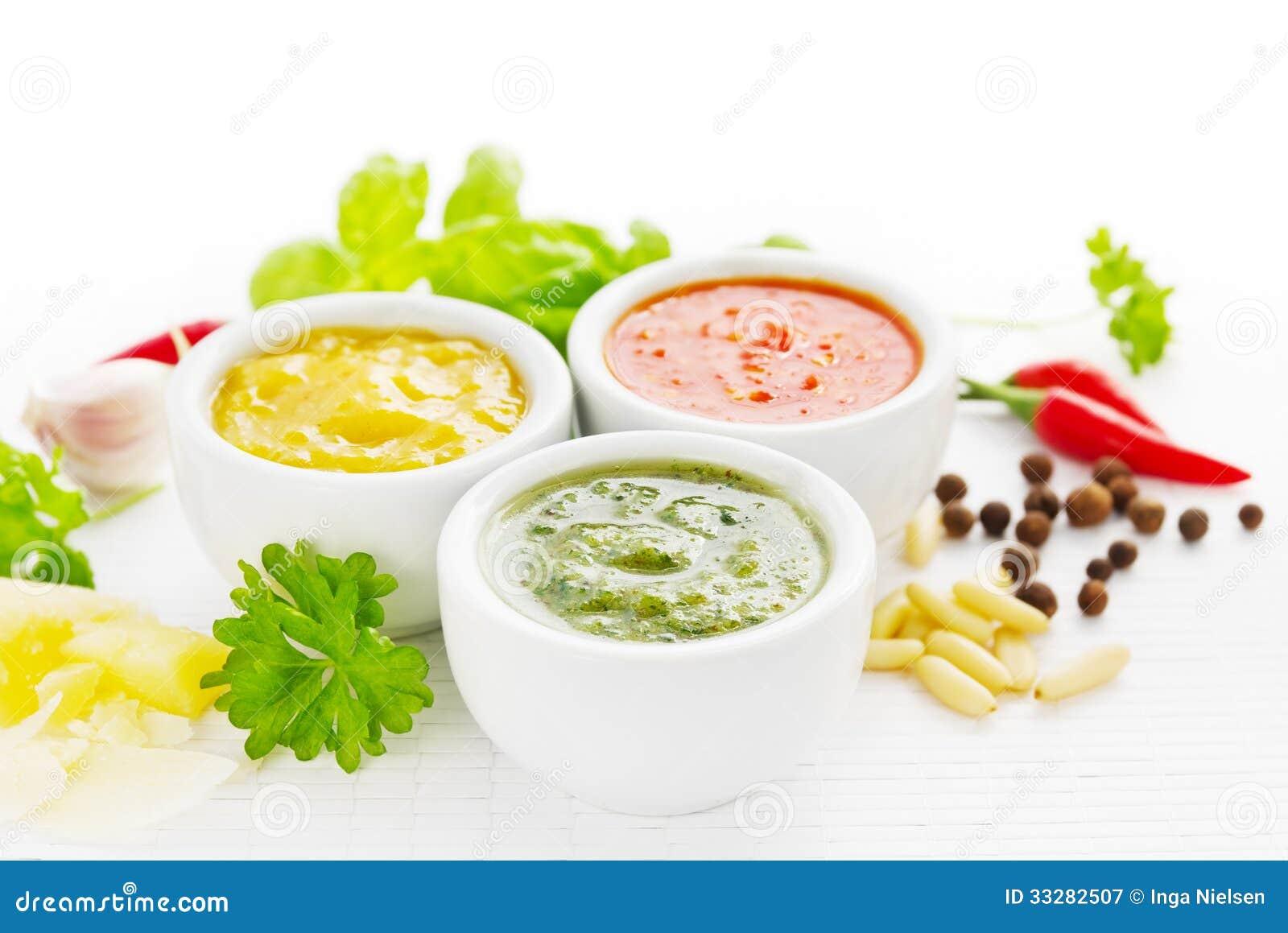 Пряные соусы
