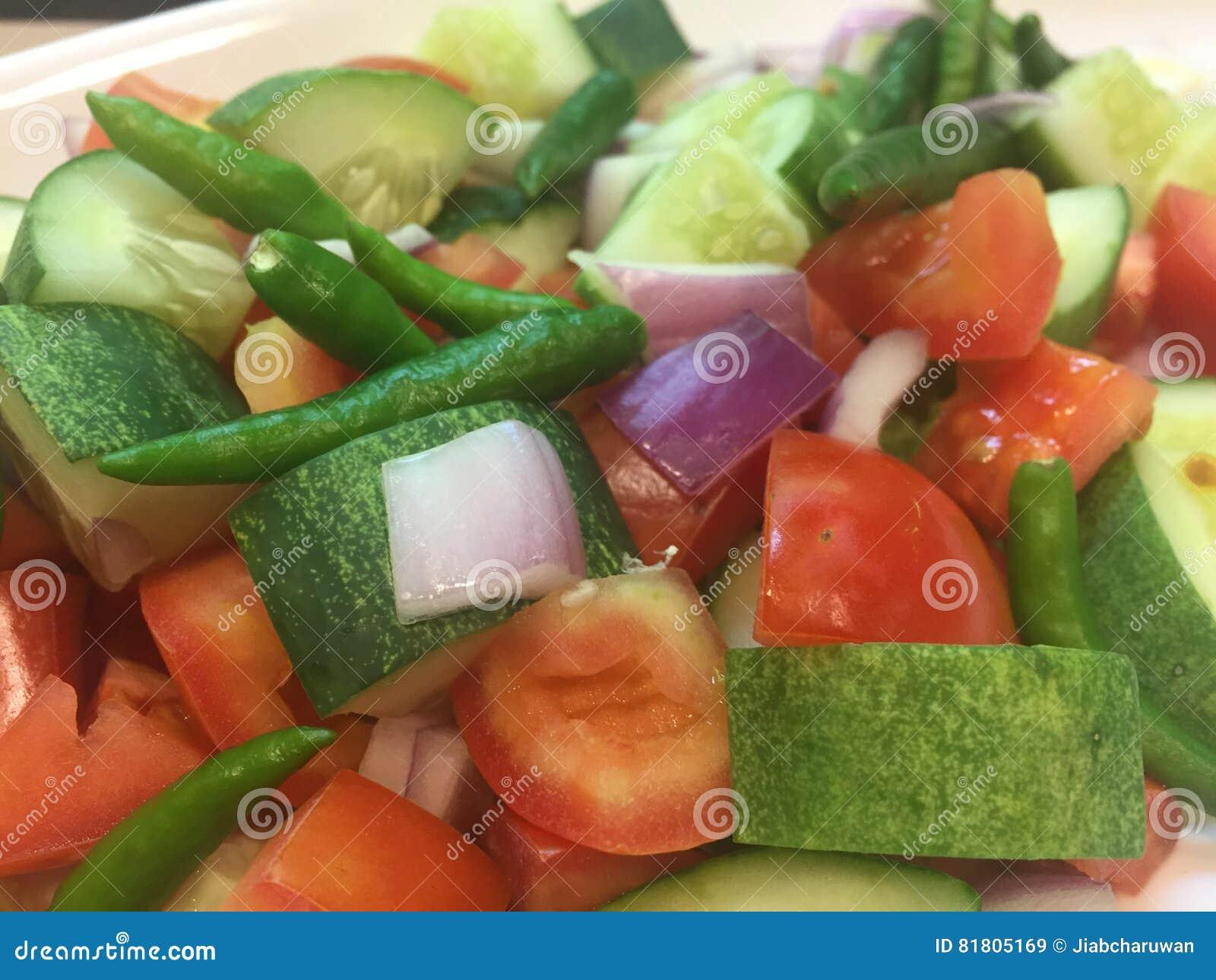 Пряный овощ смешивания
