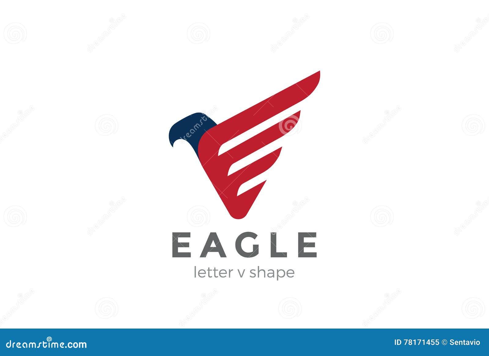 21 Hawk Logos Falcon Eagle Logo Designs  FreeCreatives