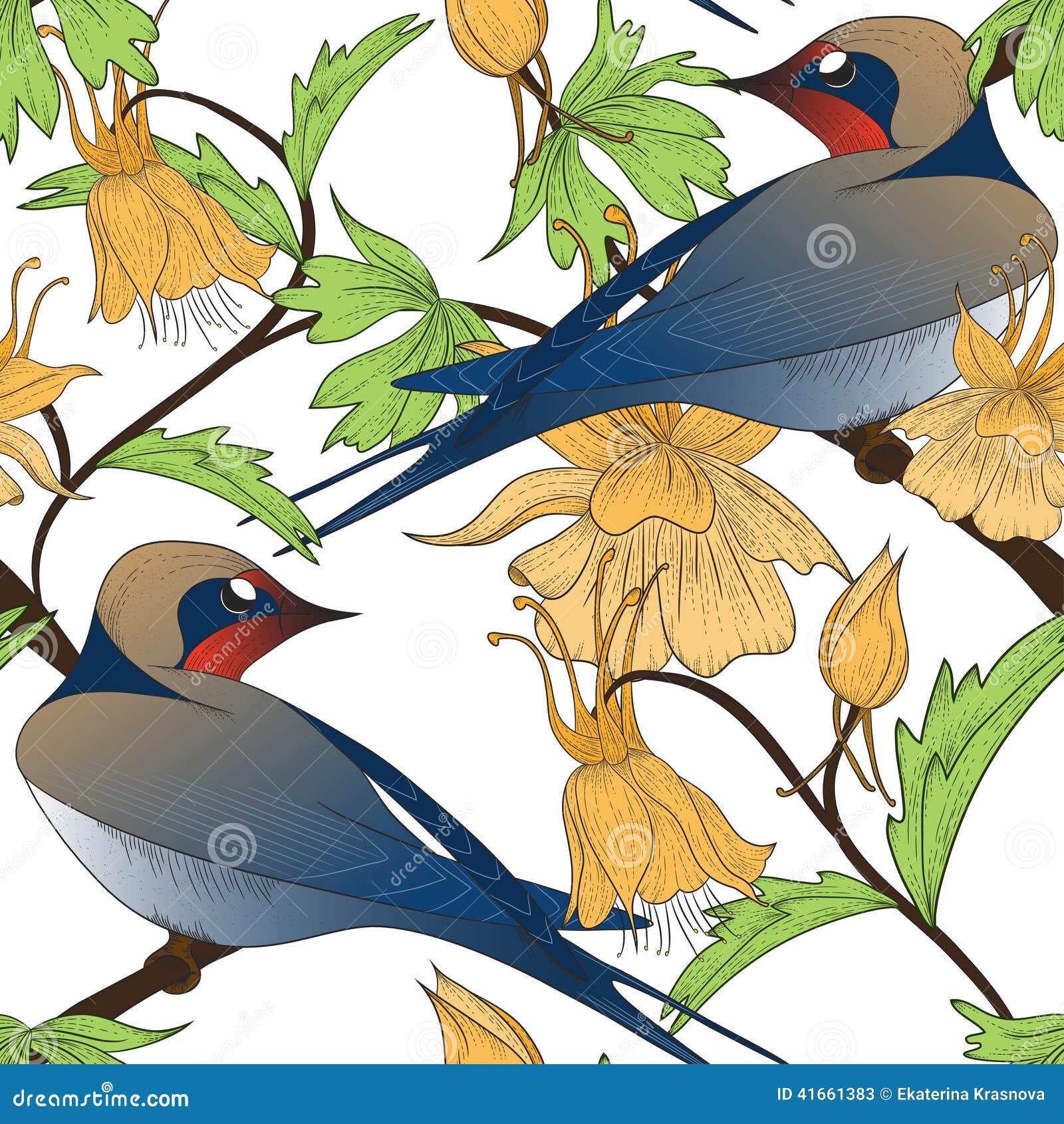 птицы делают по образцу безшовное