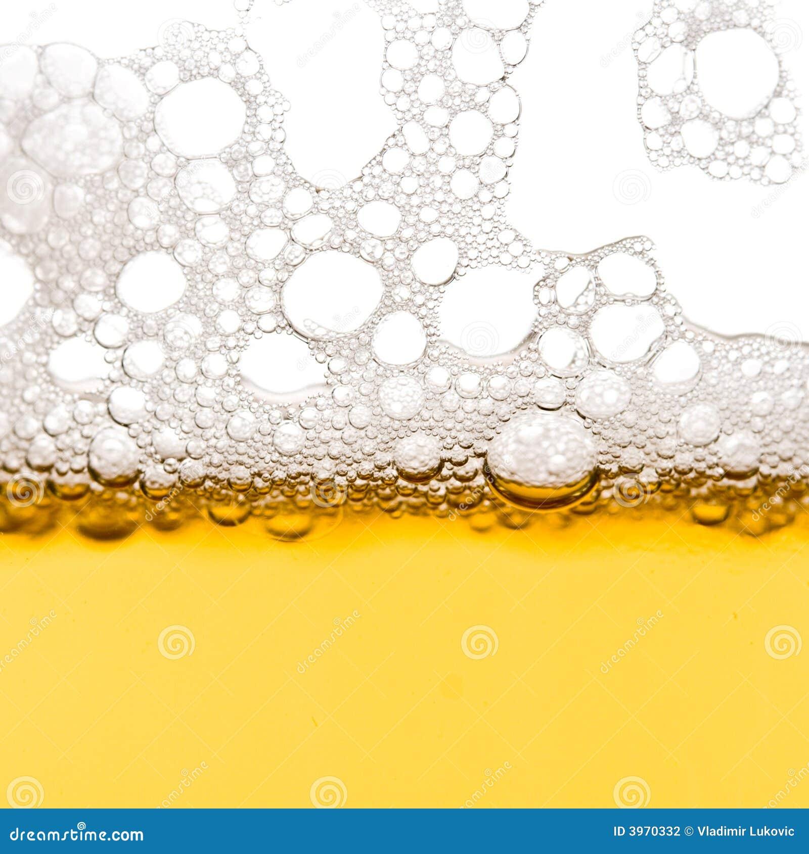 пузыри пива