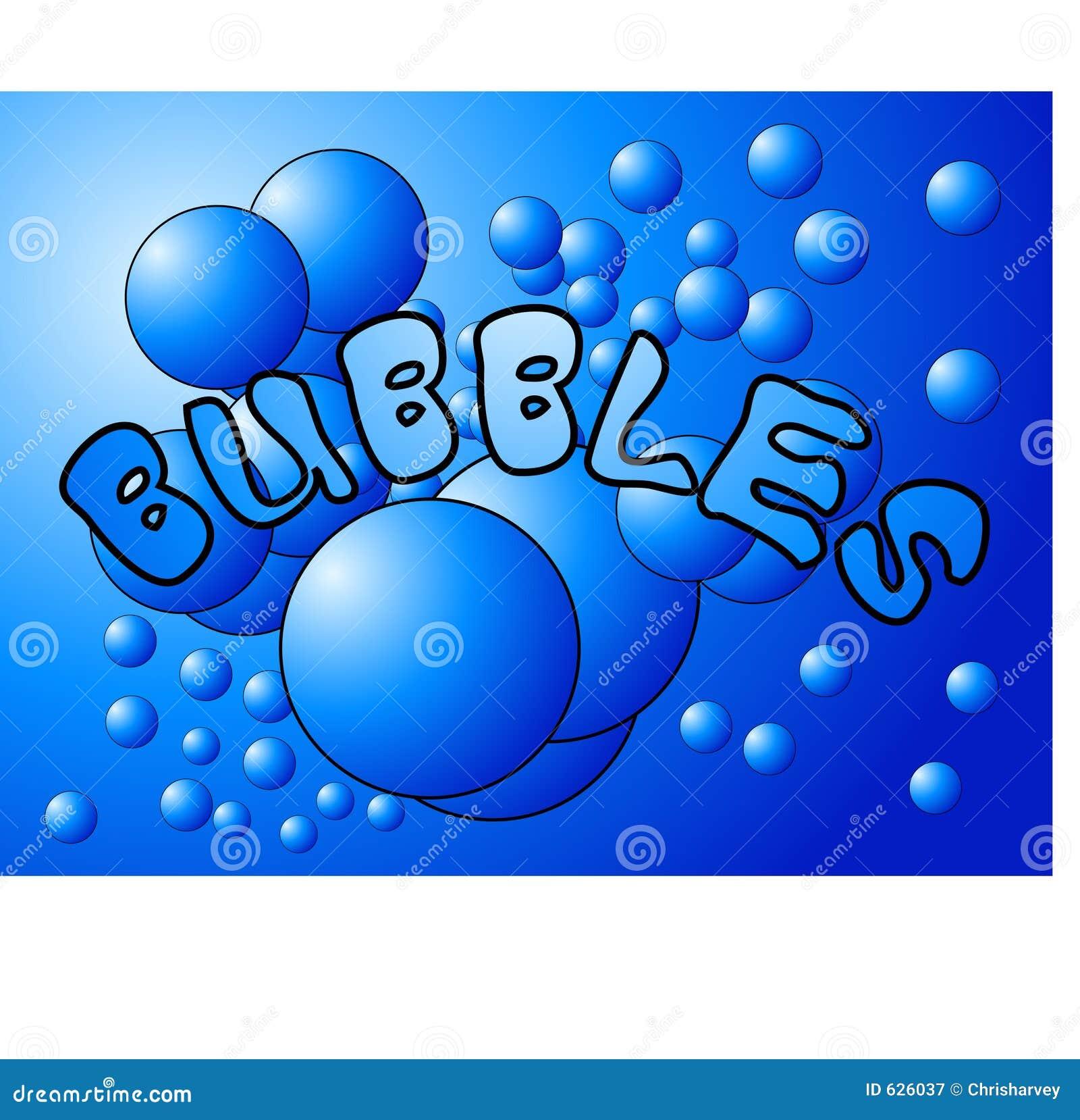 Download Пузыри 4 иллюстрация штока. иллюстрации насчитывающей проиллюстрировано - 626037