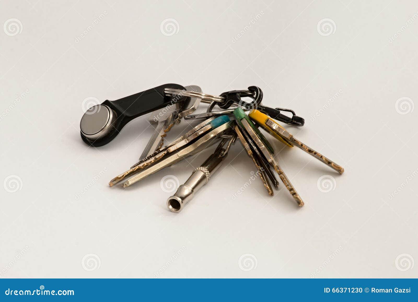 Пук ключей