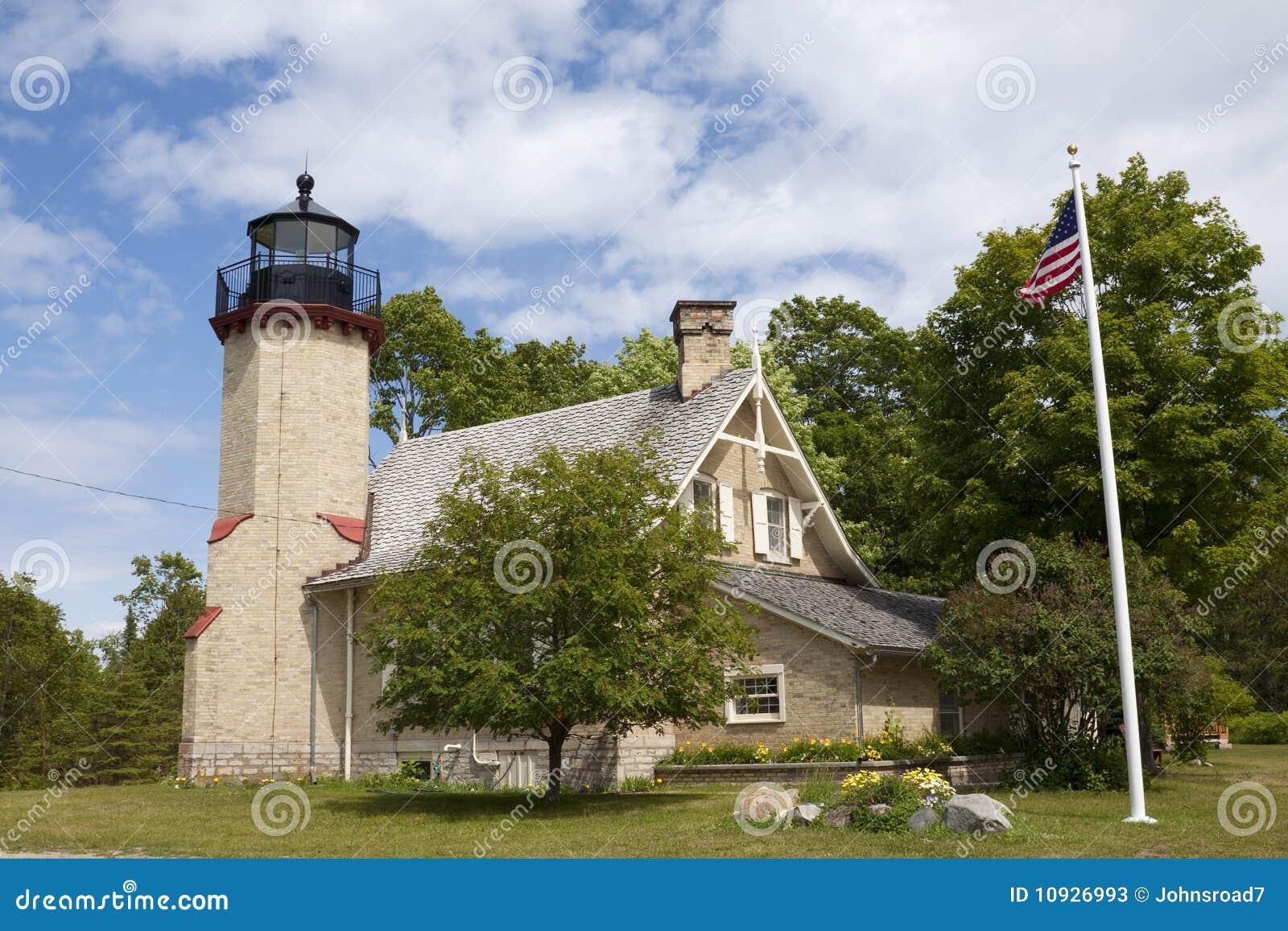 пункт mcgulpin маяка