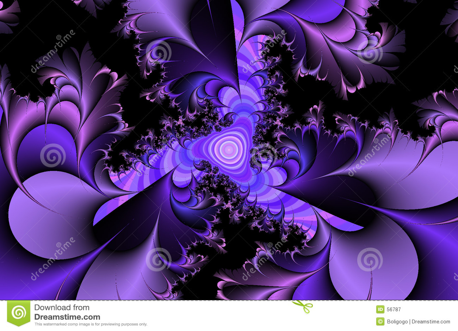 пурпуровые тернии